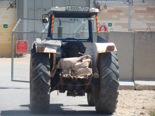 Parked Tractor 6.4.17 Shoshi I.jpg