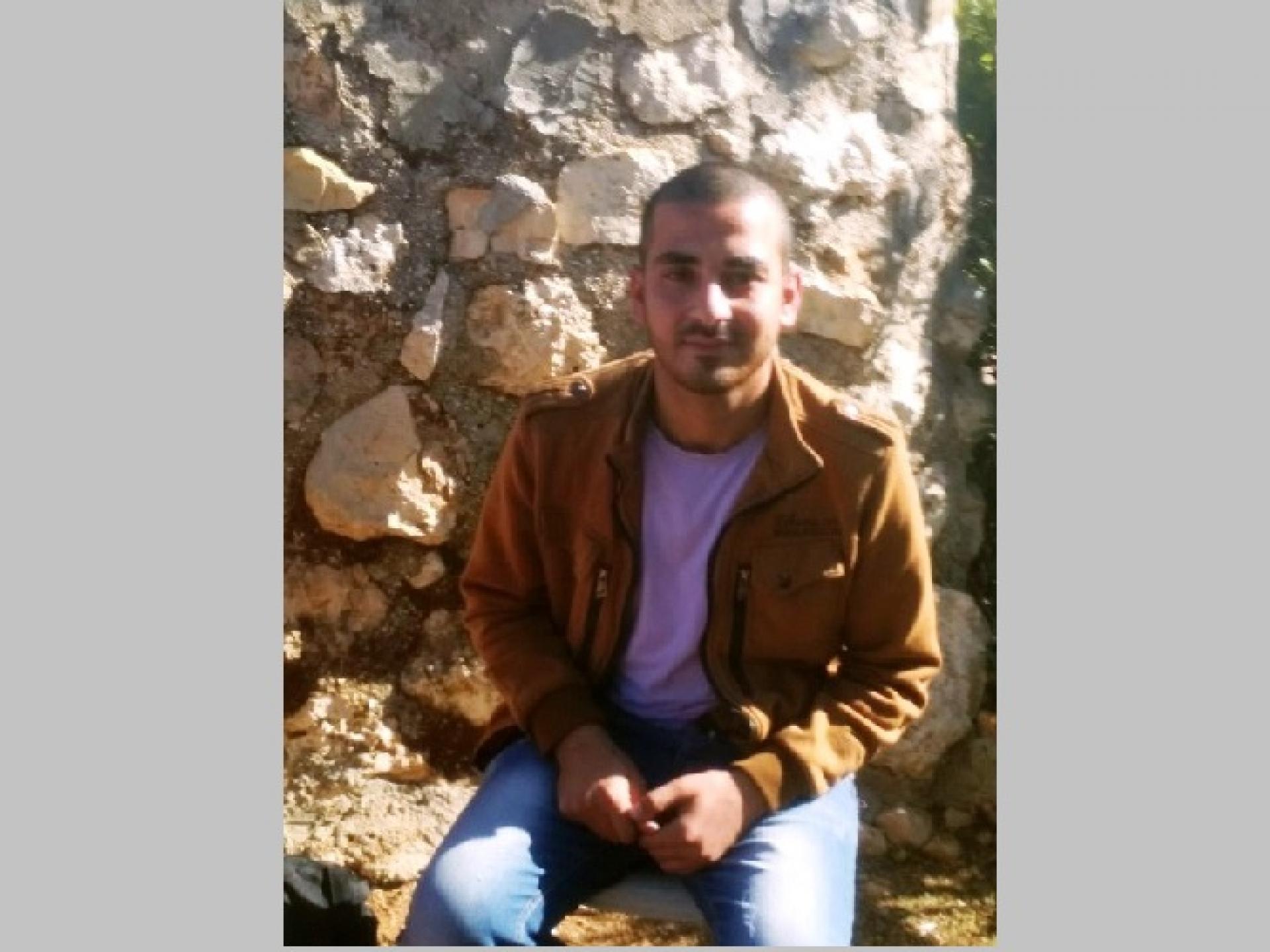 בקעת הירדן: הסטודנט ערף מקהילת יִרזה