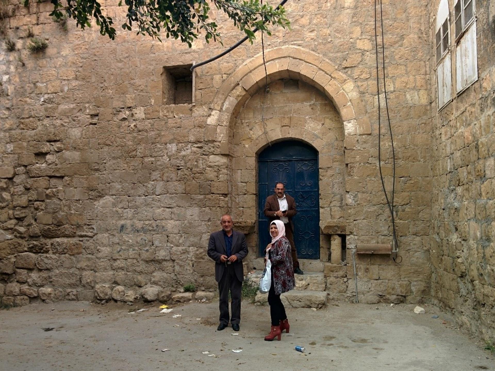 הארמון של אחמד ג'באר