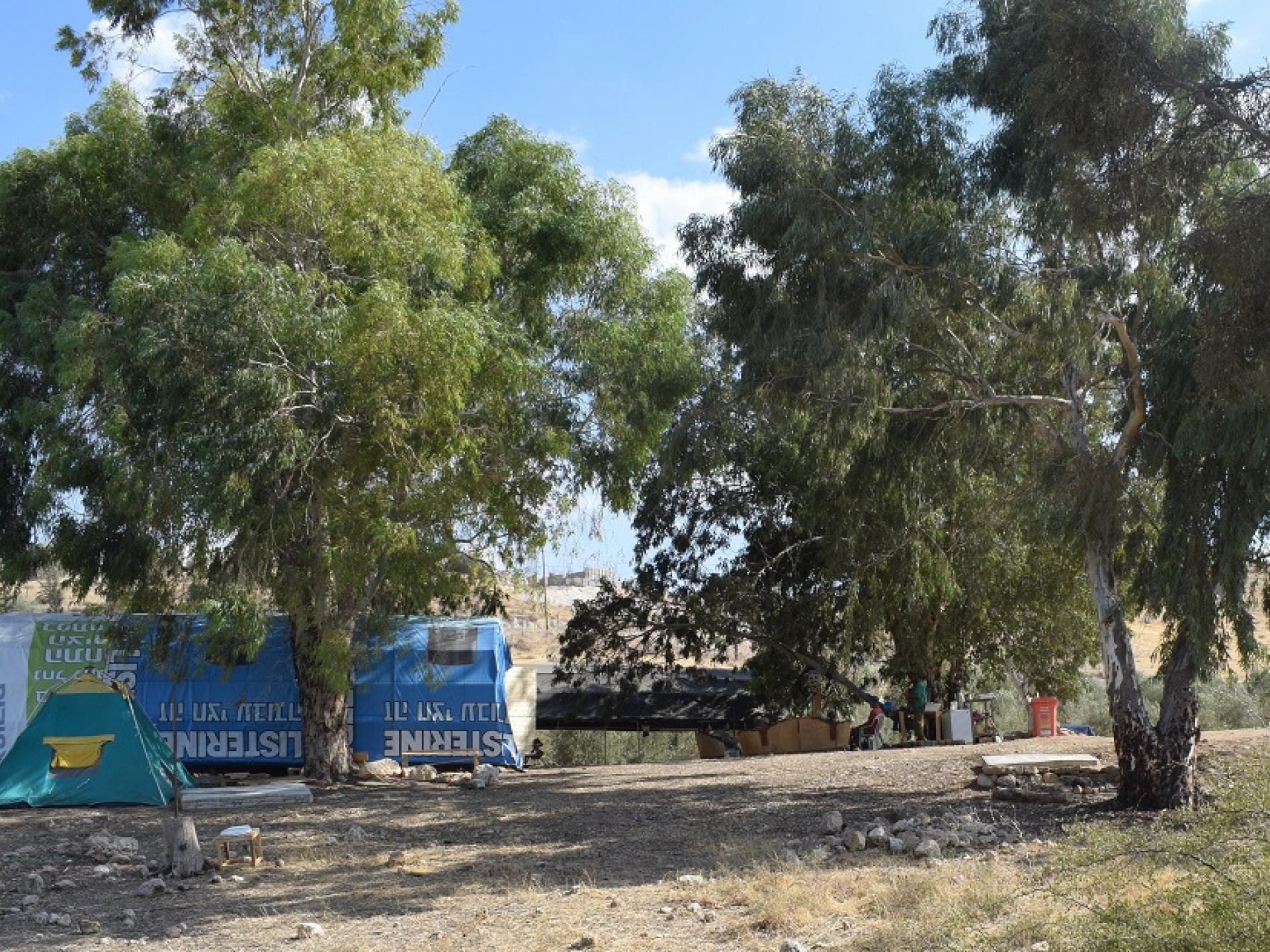 התמקמות לא חוקית באין אכיפה על ישראלים בשטח C