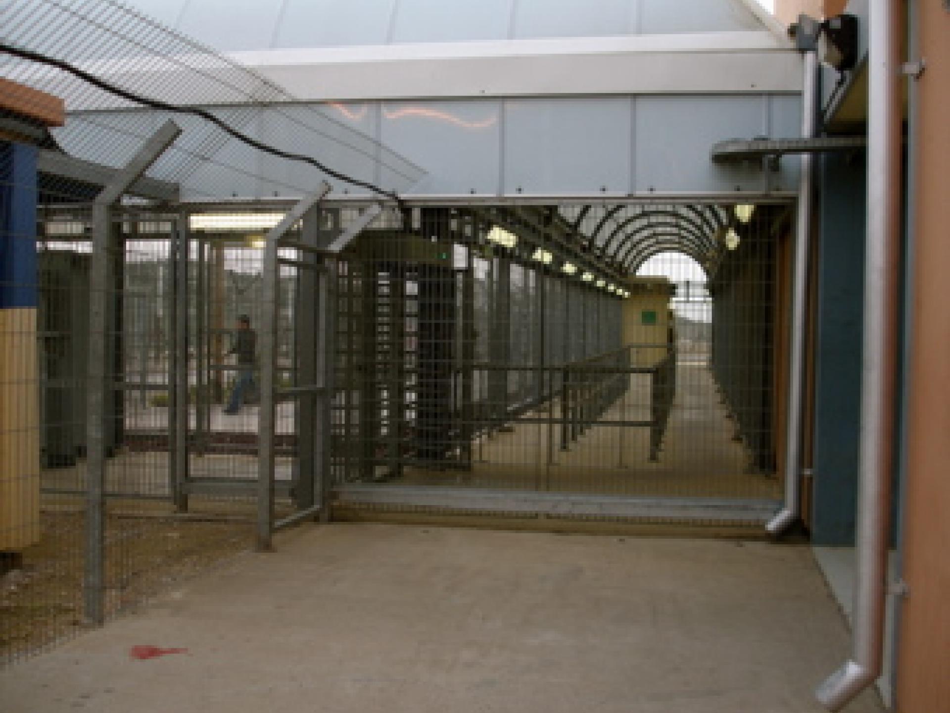 Barta'a/Reikhan checkpoint 22.03.07