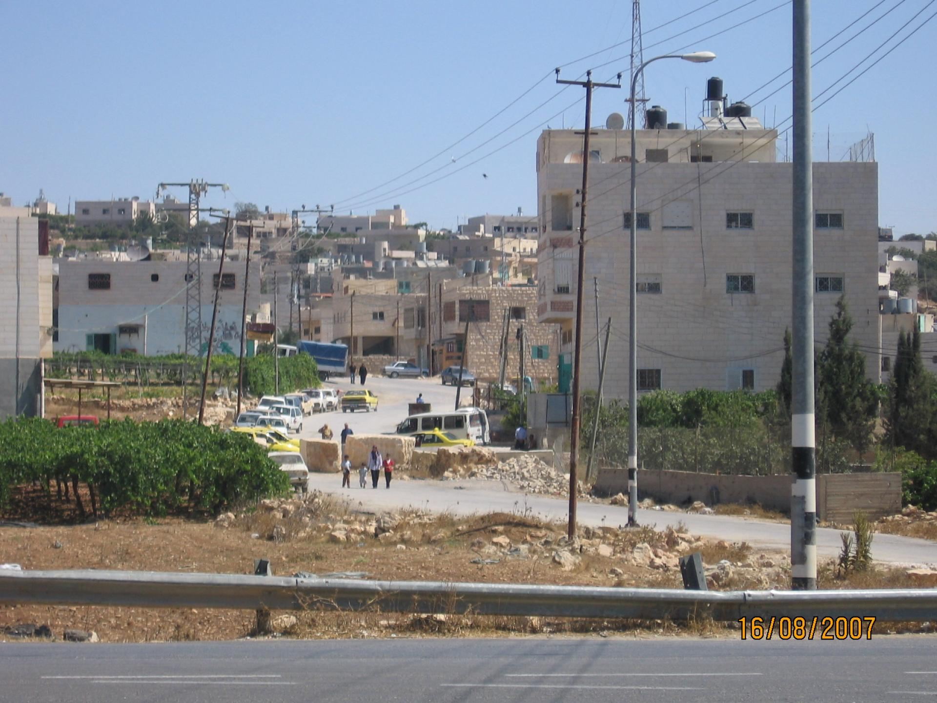 Hebron 16.08.07