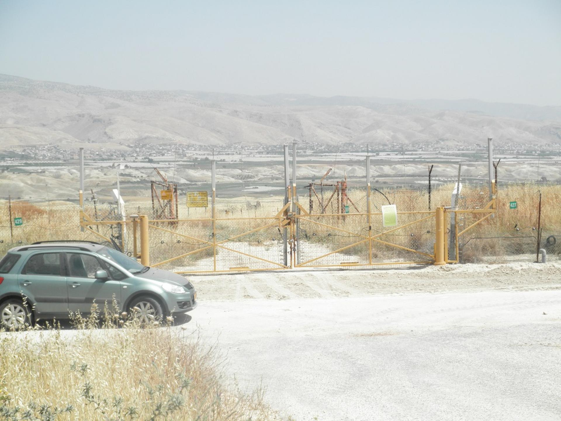 21.4.15 Jordan Valley בקעת הירדן