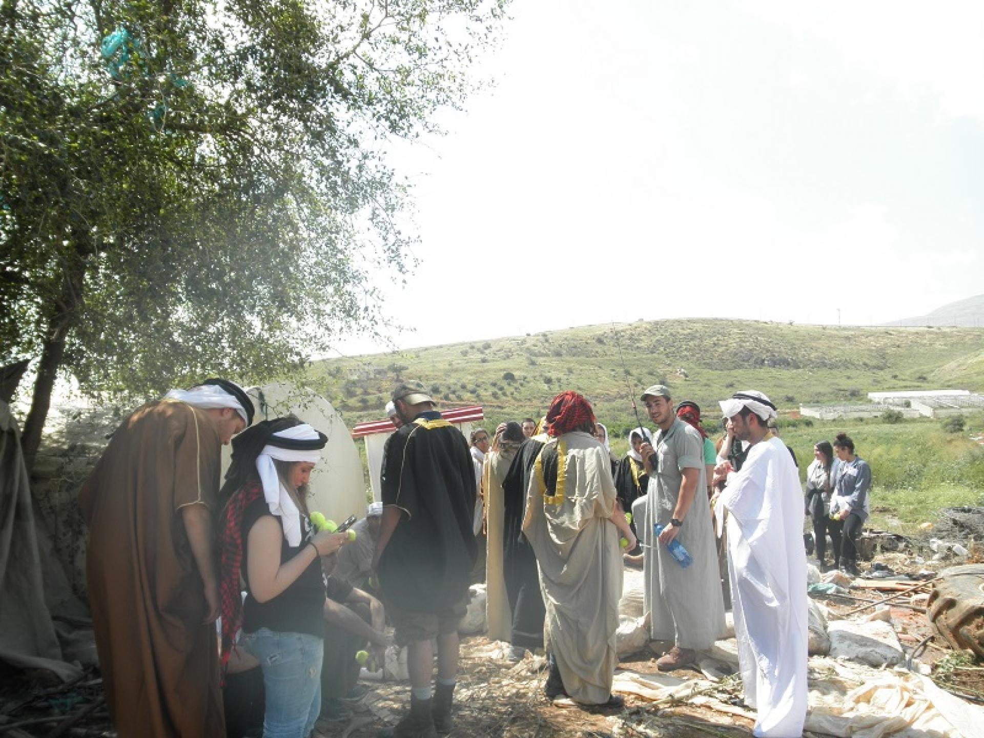 31.3.15 Hamra, Jordan Valley חמרה, בקעת הירדן