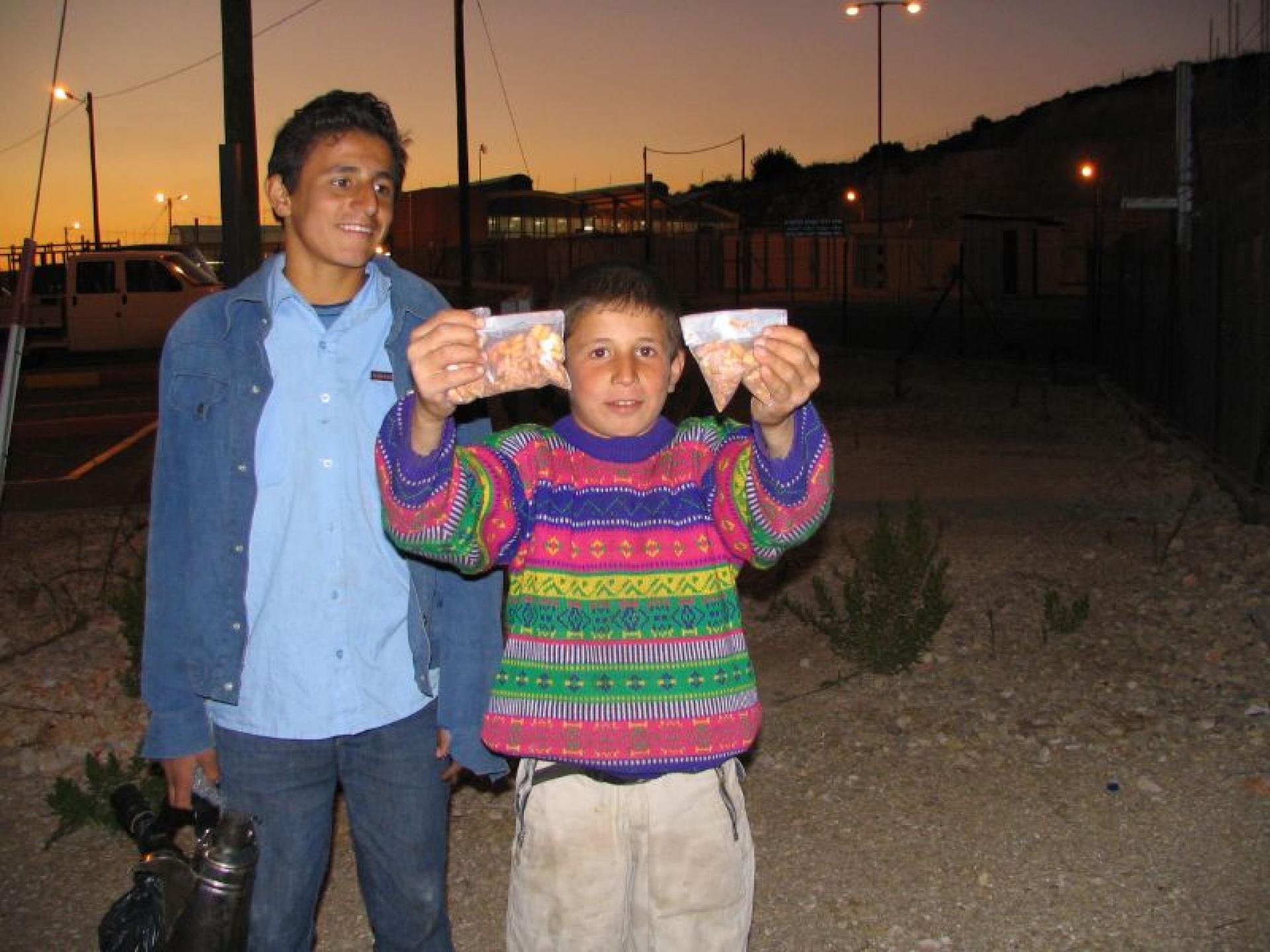 Reihan (Barta'a) checkpoint 12.11.05