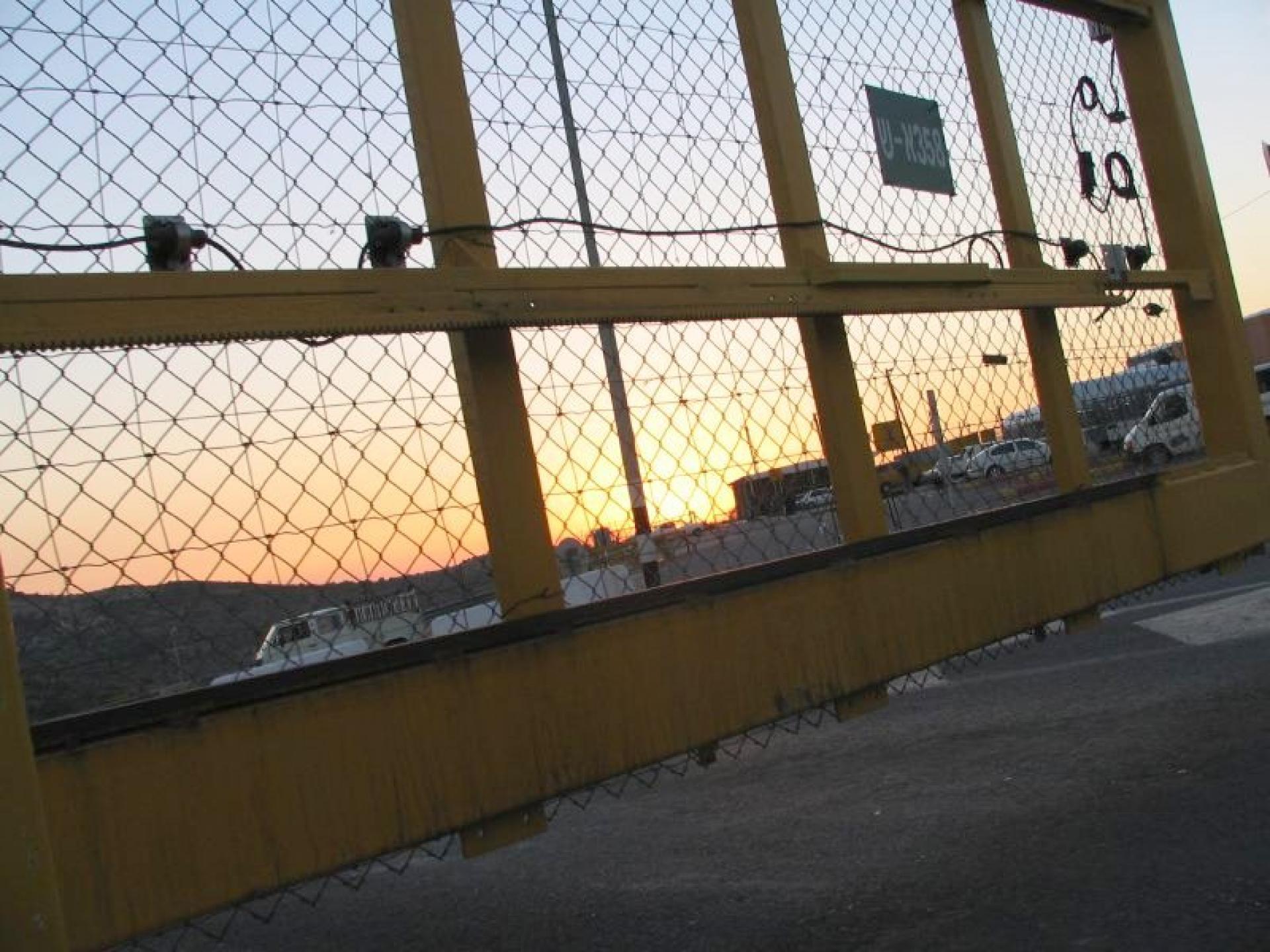 Barta'a/Reikhan checkpoint 12.11.05