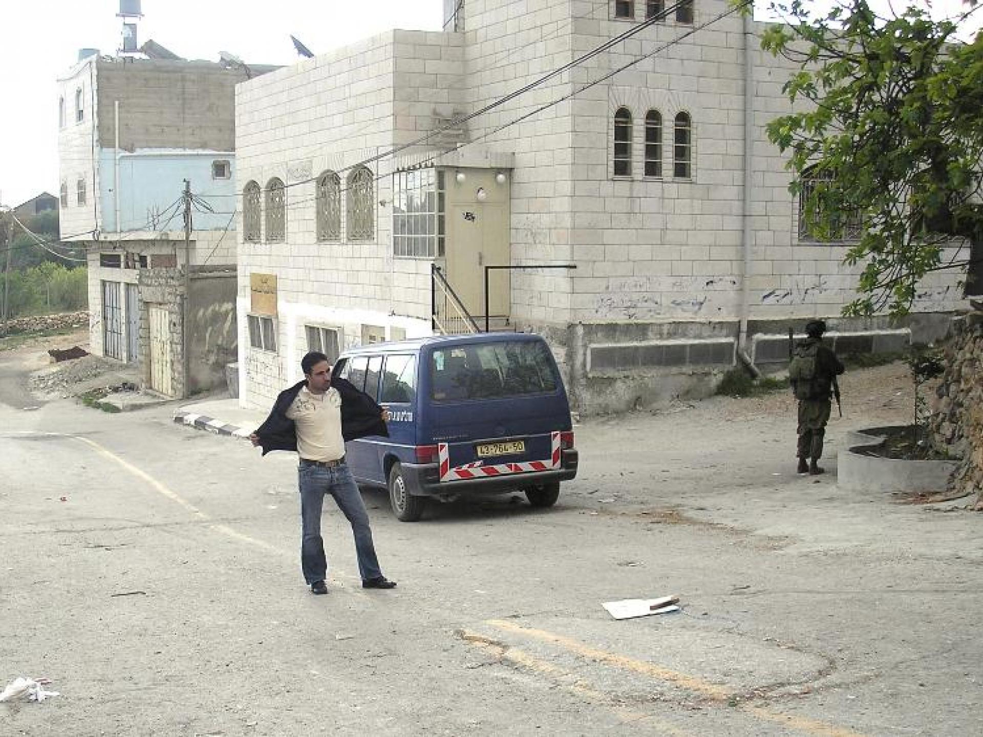 Hebron 01.04.08