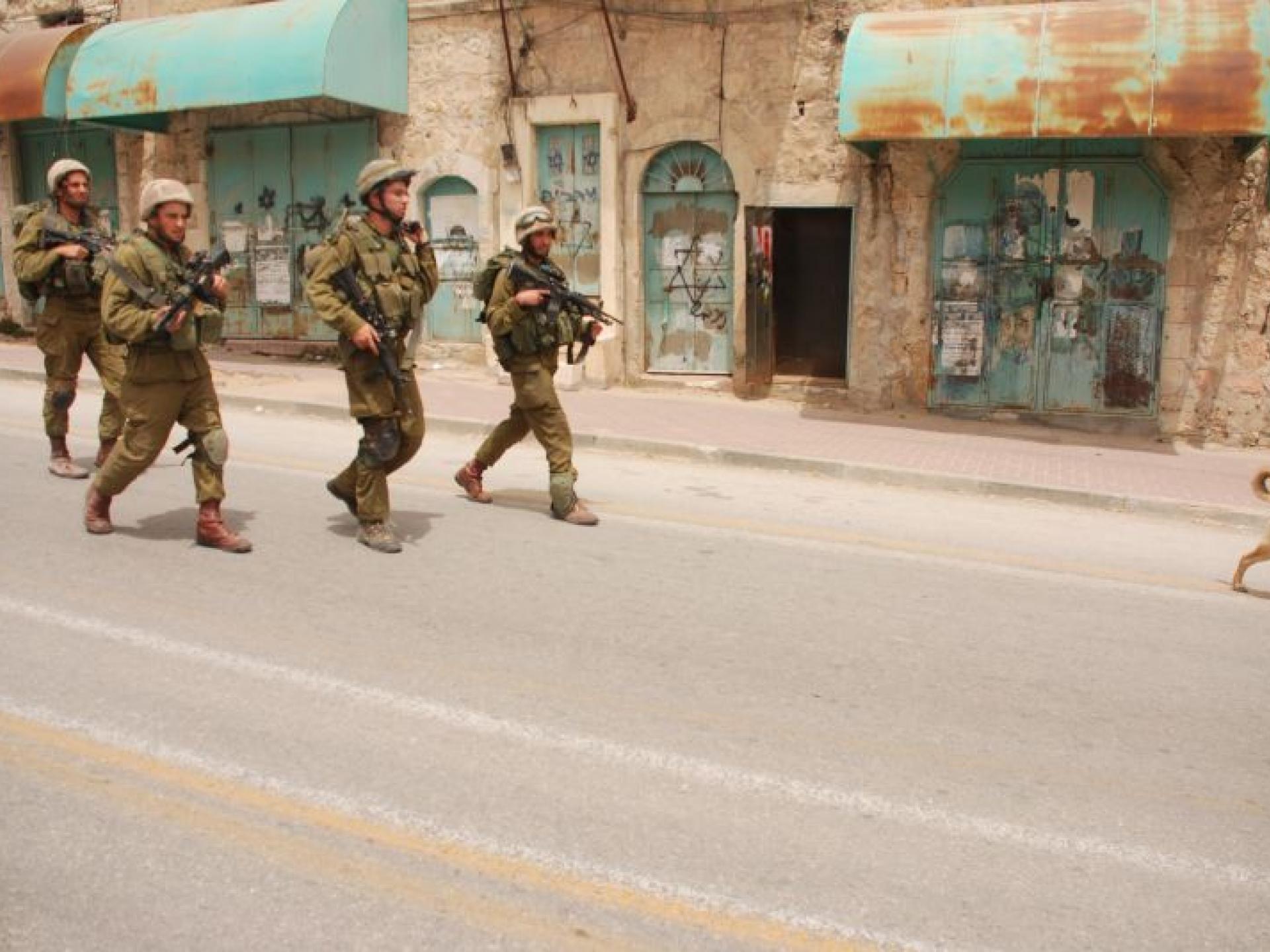 Hebron 25.04.08