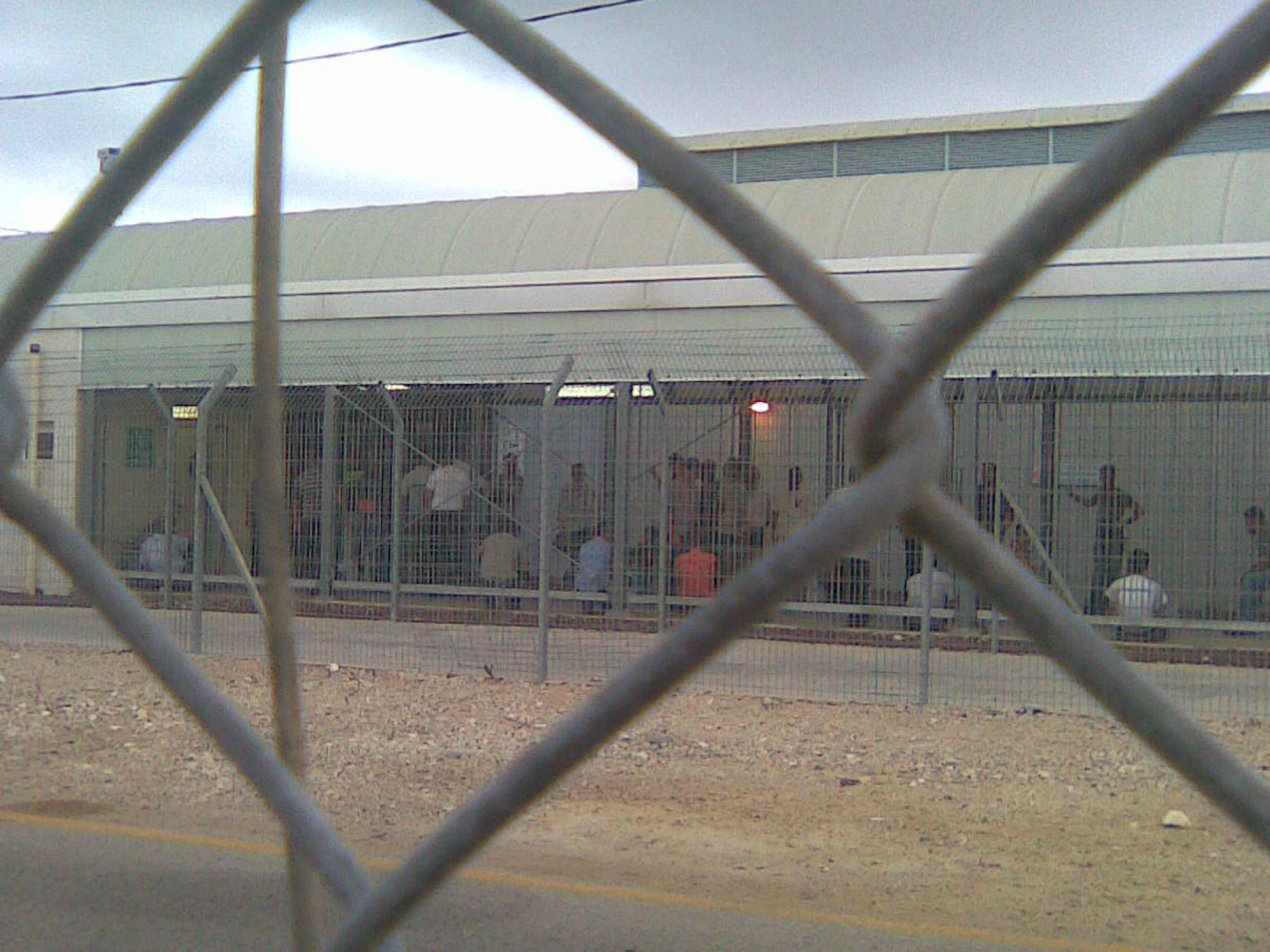 Barta'a/Reikhan checkpoint 27.07.08