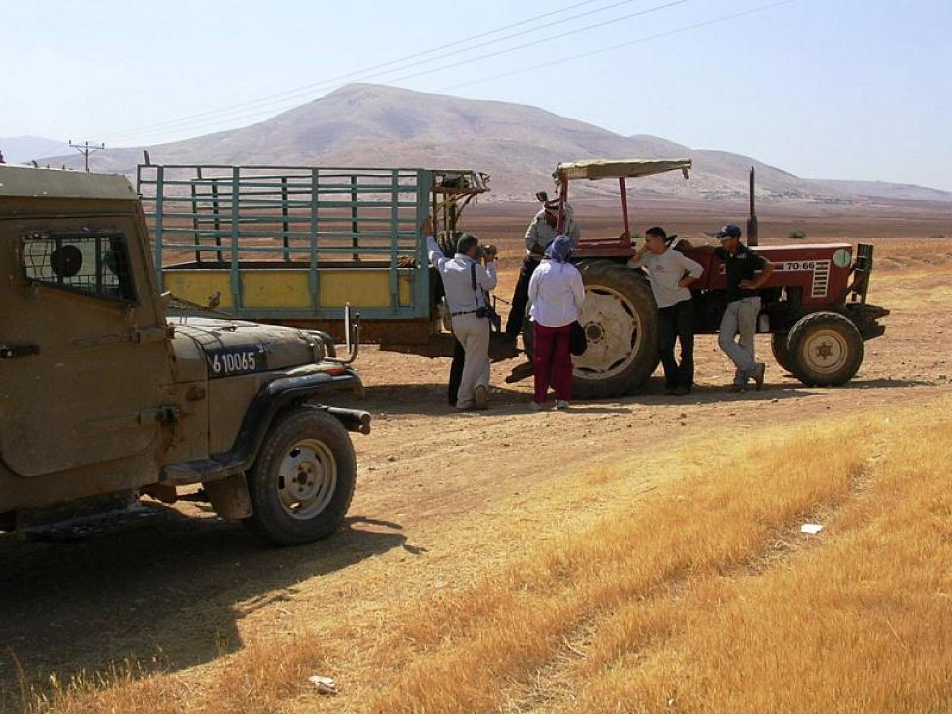 Jordan valley 10.08.08