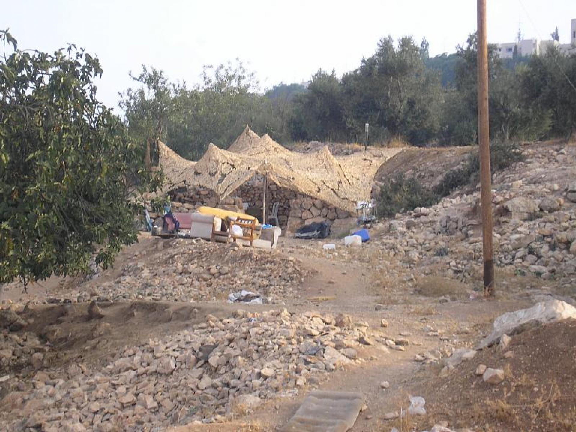 Hebron 24.08.08