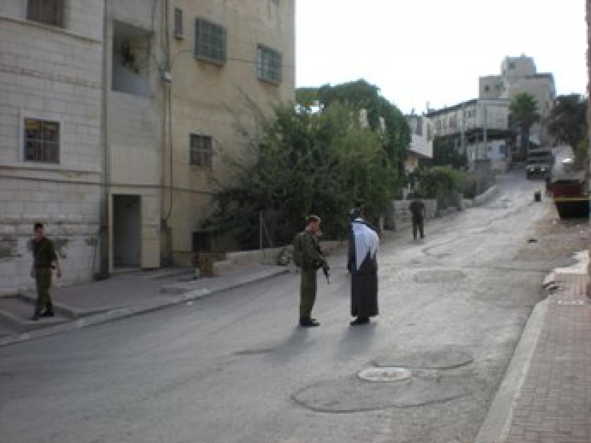 Hebron 07.09.08