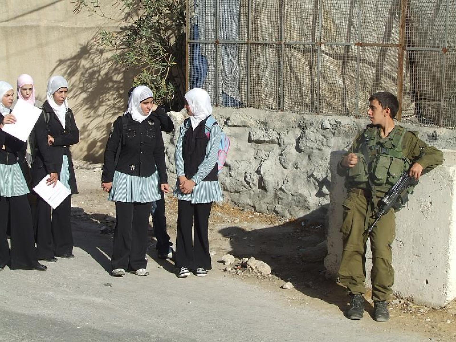 Hebron 18.09.08