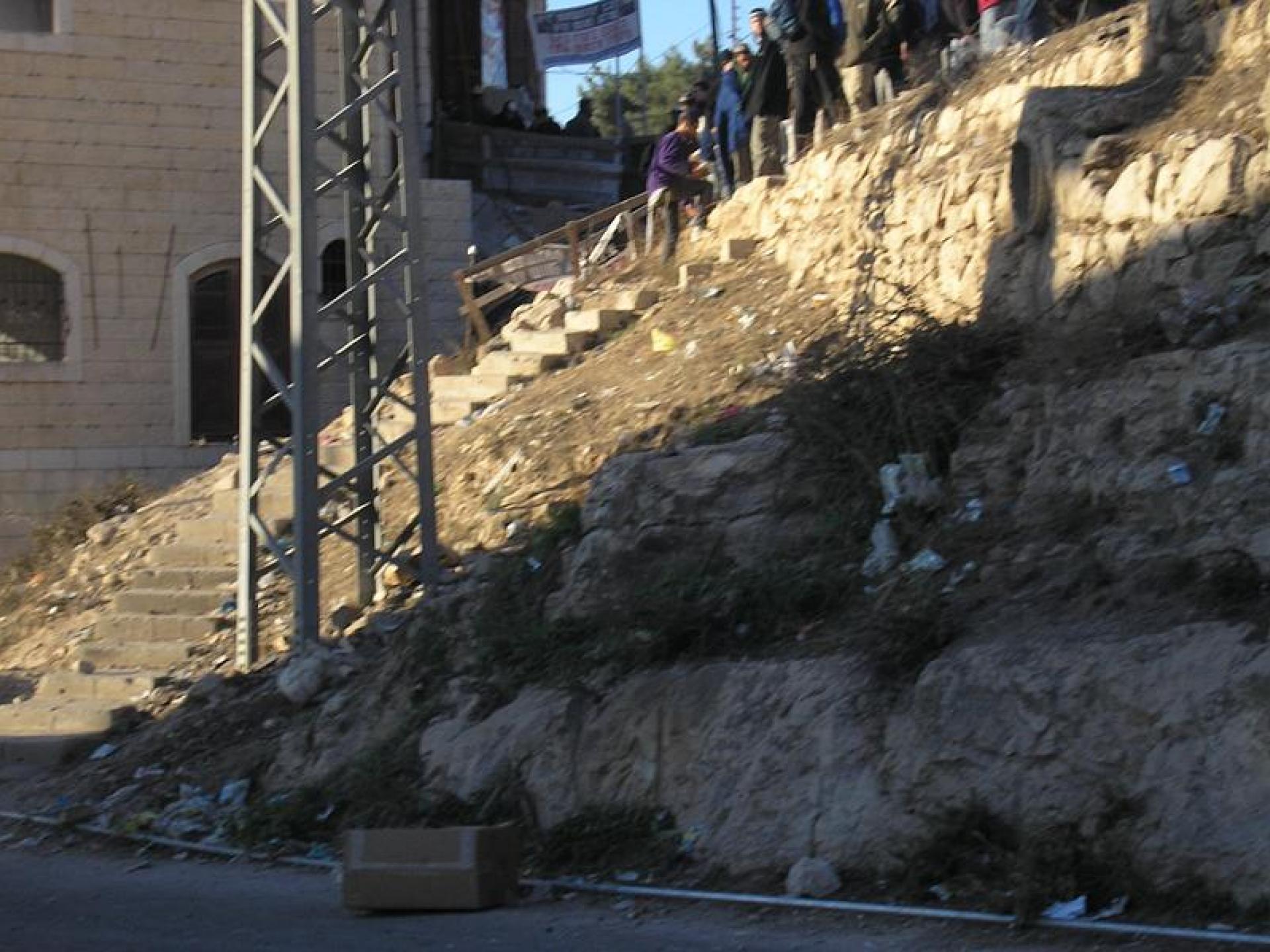 Hebron 02.12.08