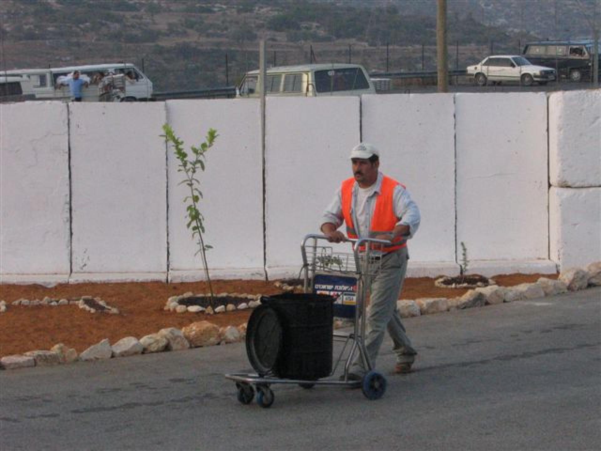 Barta'a/Reikhan checkpoint 09.10.07