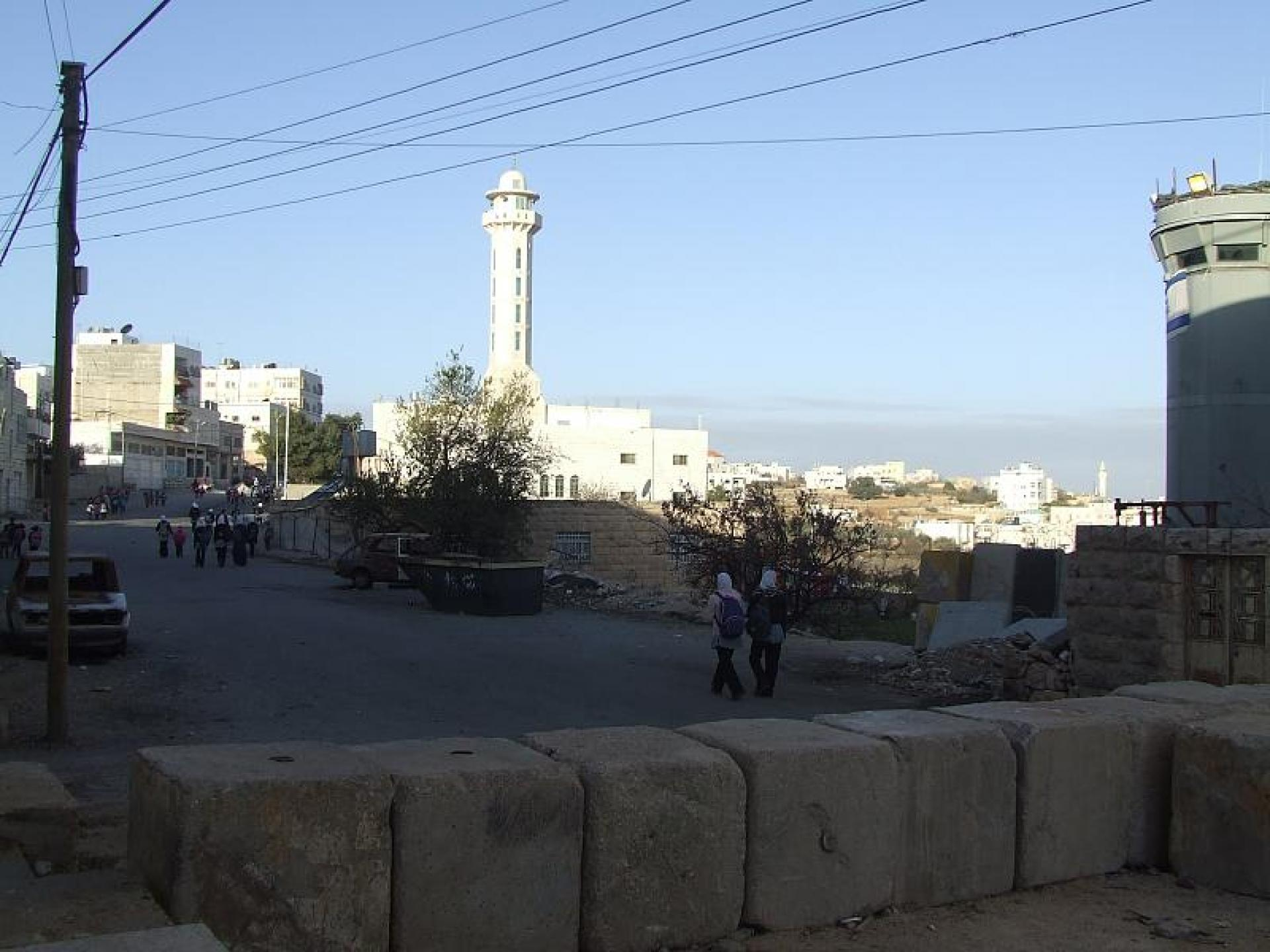 Hebron 26.12.08