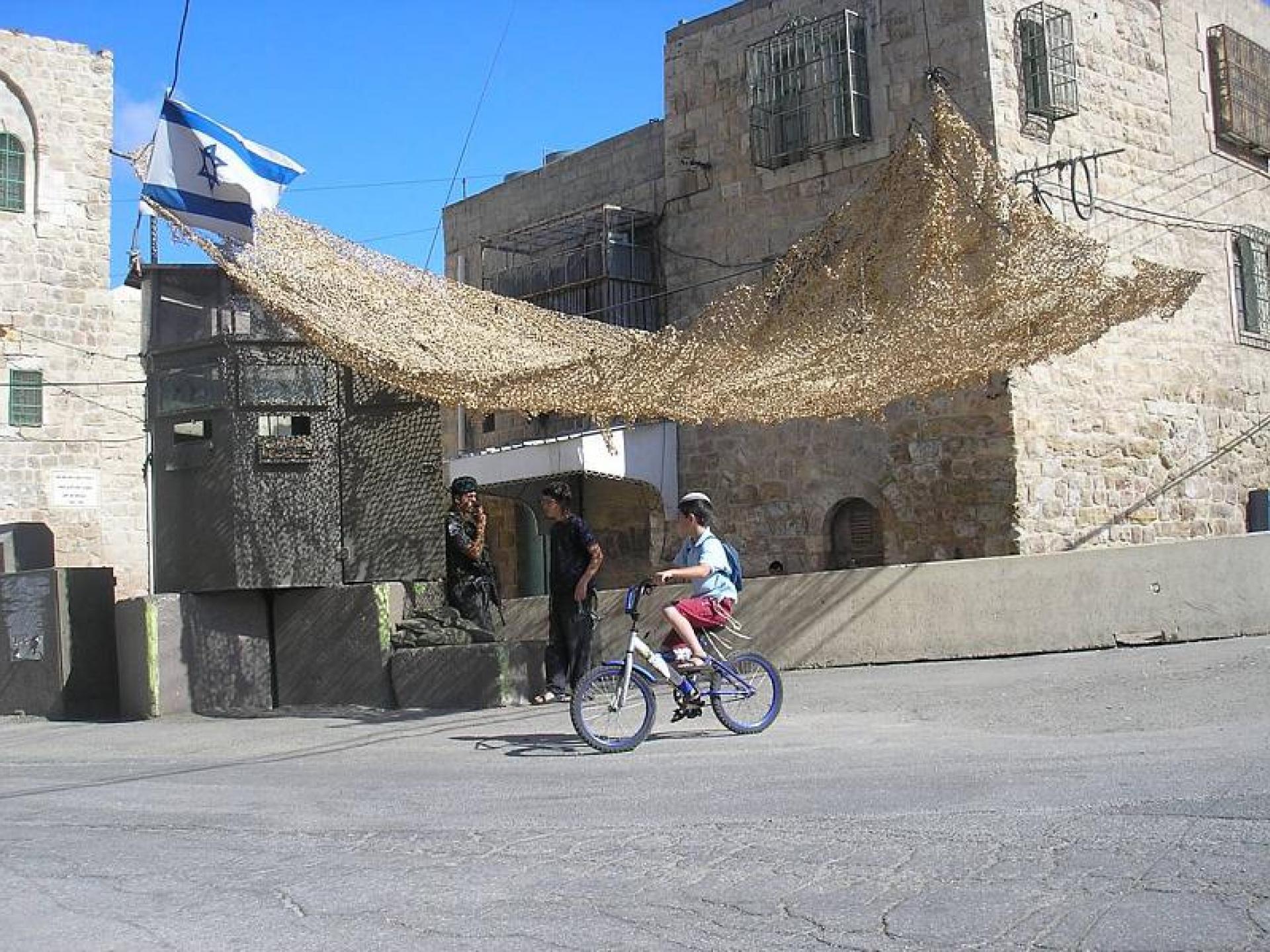Hebron 14.07.09
