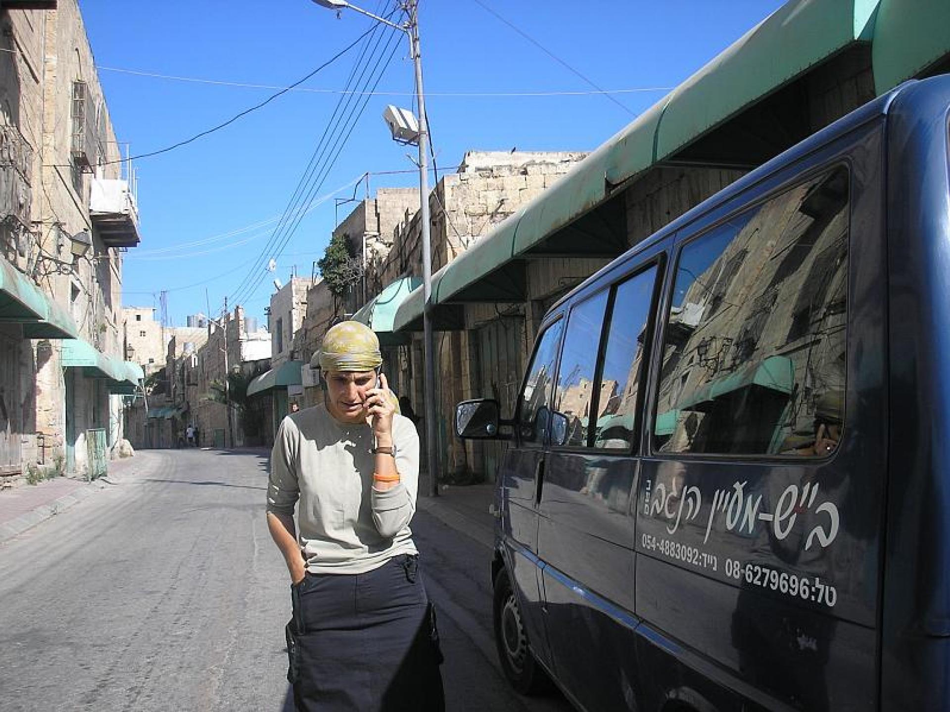 Hebron 04.08.09
