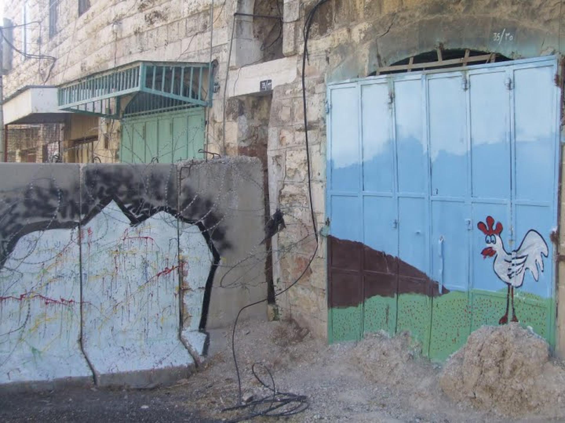 Hebron 06.08.09