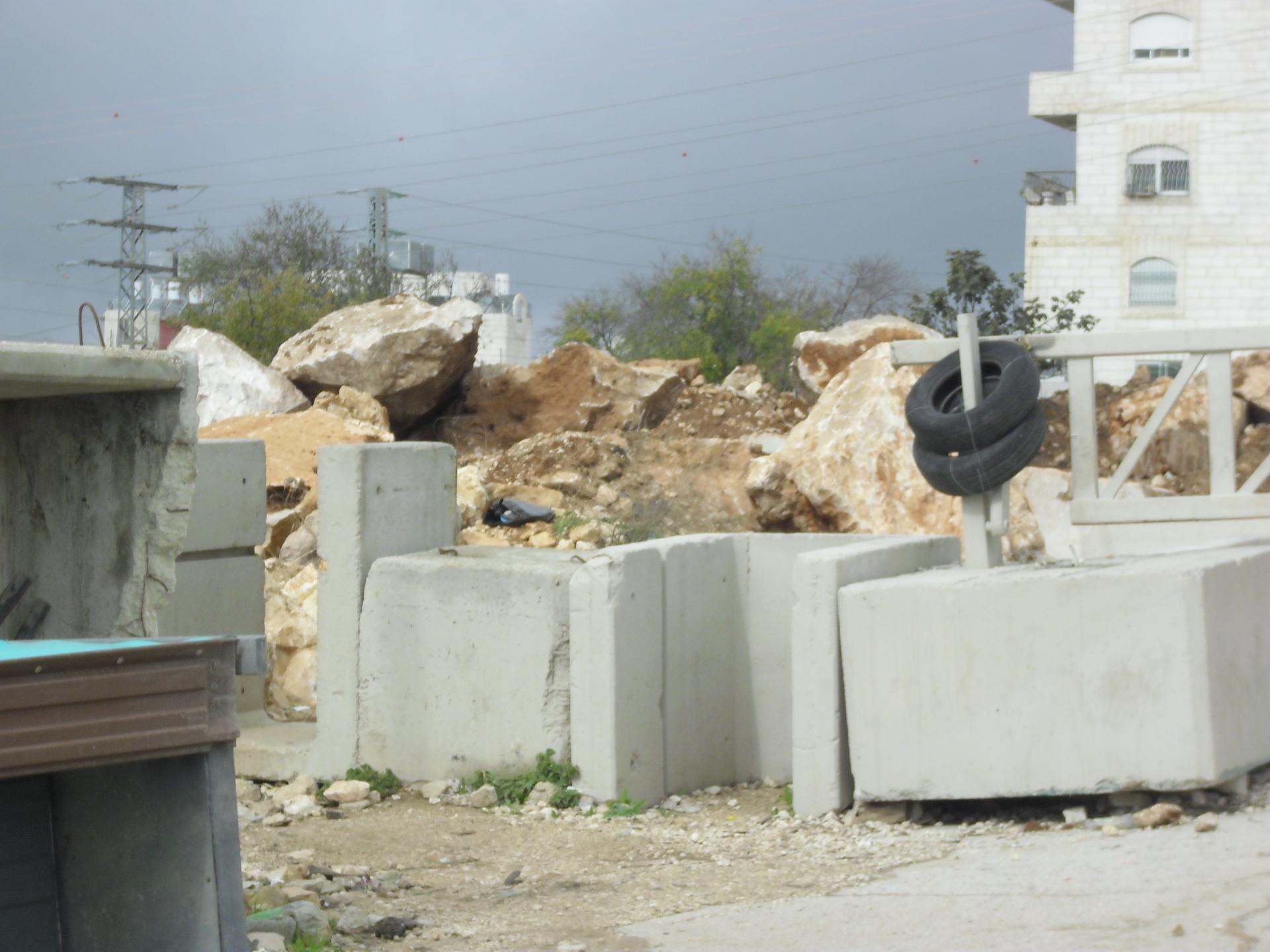 Hebron 08.12.09