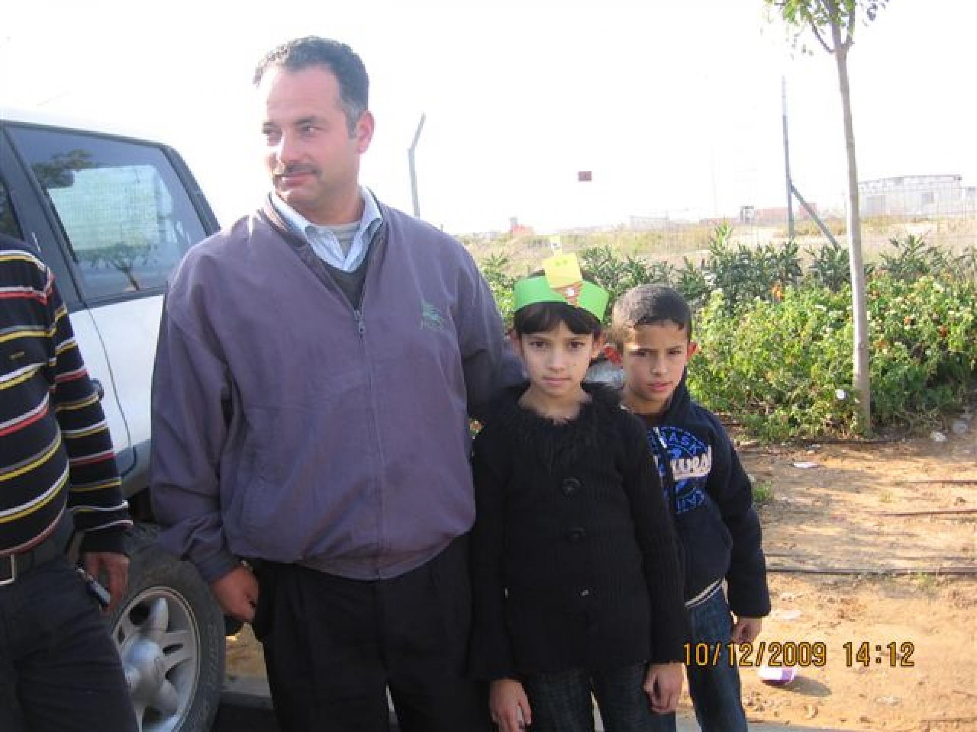 Irtah/Sha'ar Efrayim 10.12.09