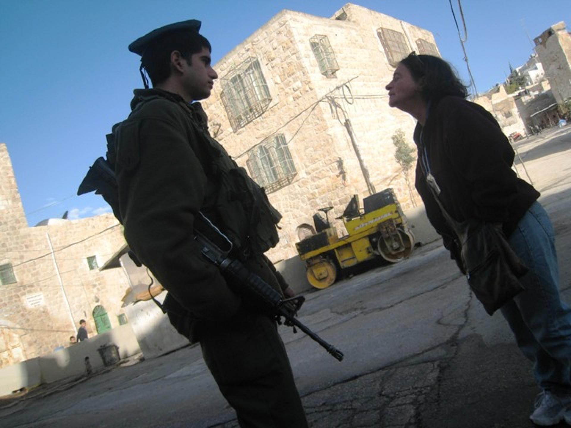 Hebron 14.01.10