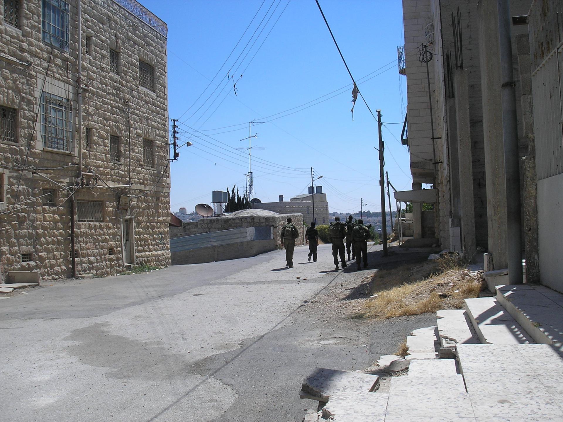 Hebron 26.07.09