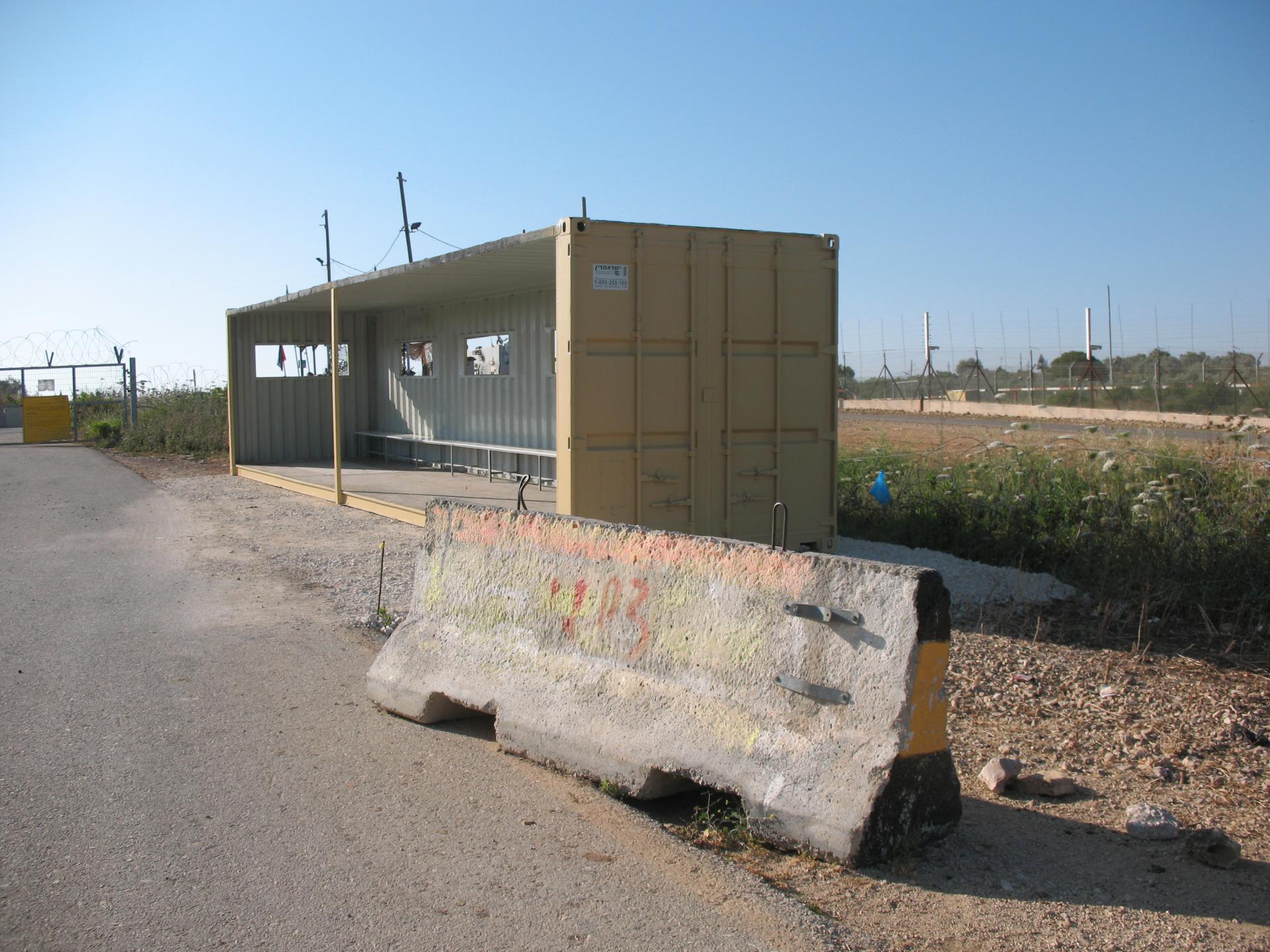 Tura/Shaked checkpoint 01.05.10