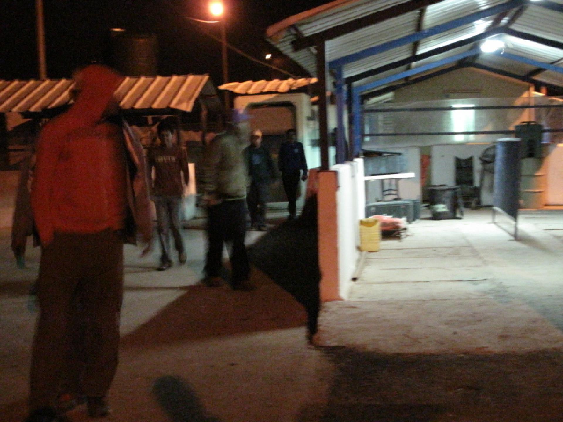 Hamra/Beqaot checkpoint 03.05.10