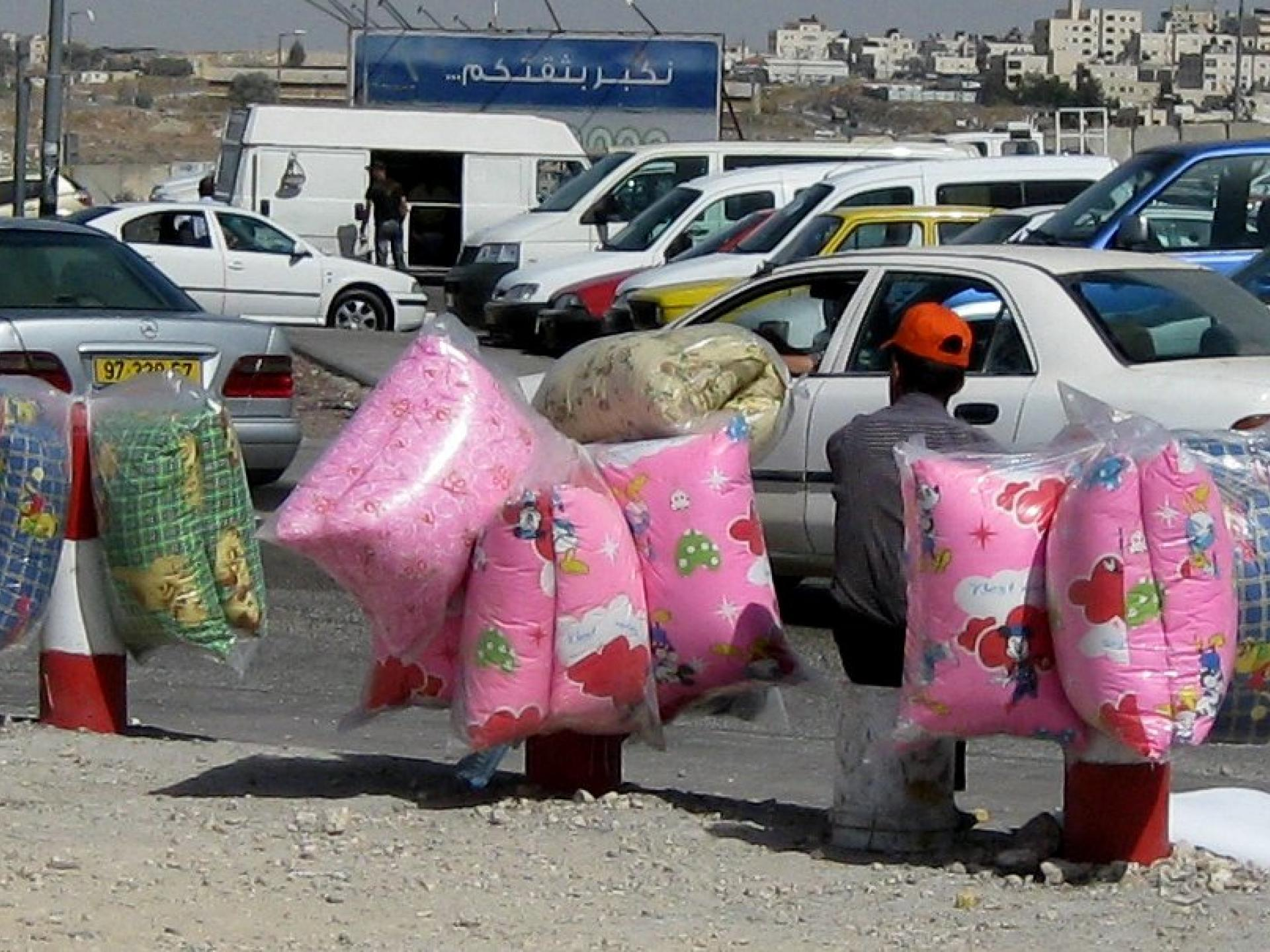 Qalandiya checkpoint 20.06.10
