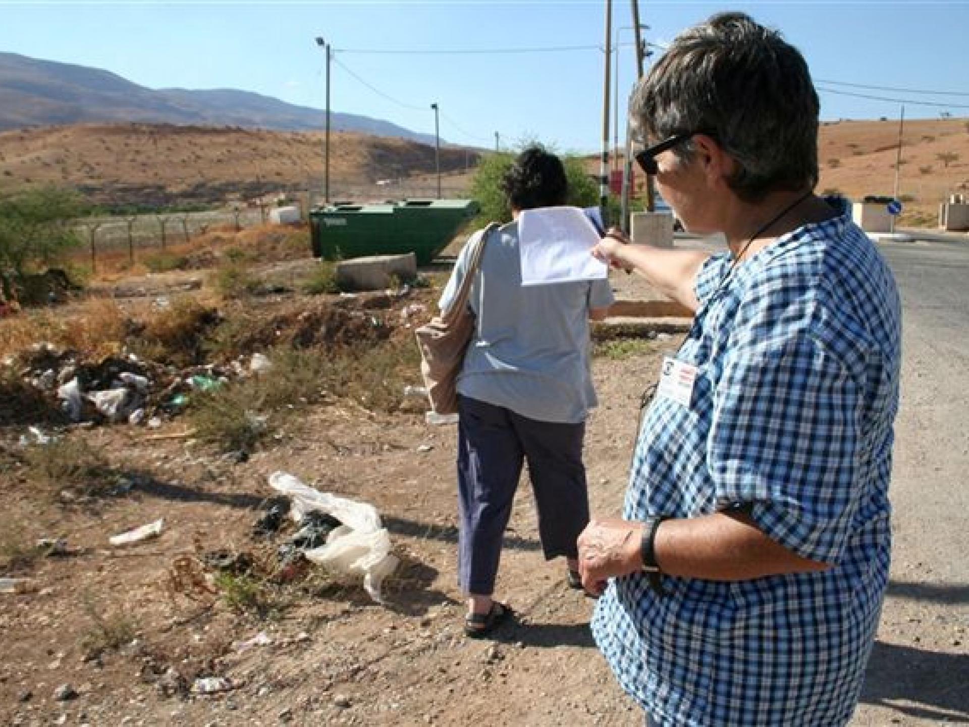 Hamra/Beqaot checkpoint 12.10.10