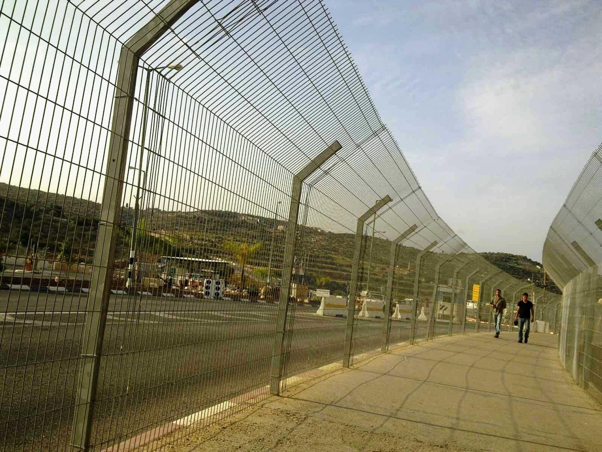 Barta'a/Reikhan checkpoint 21.10.10