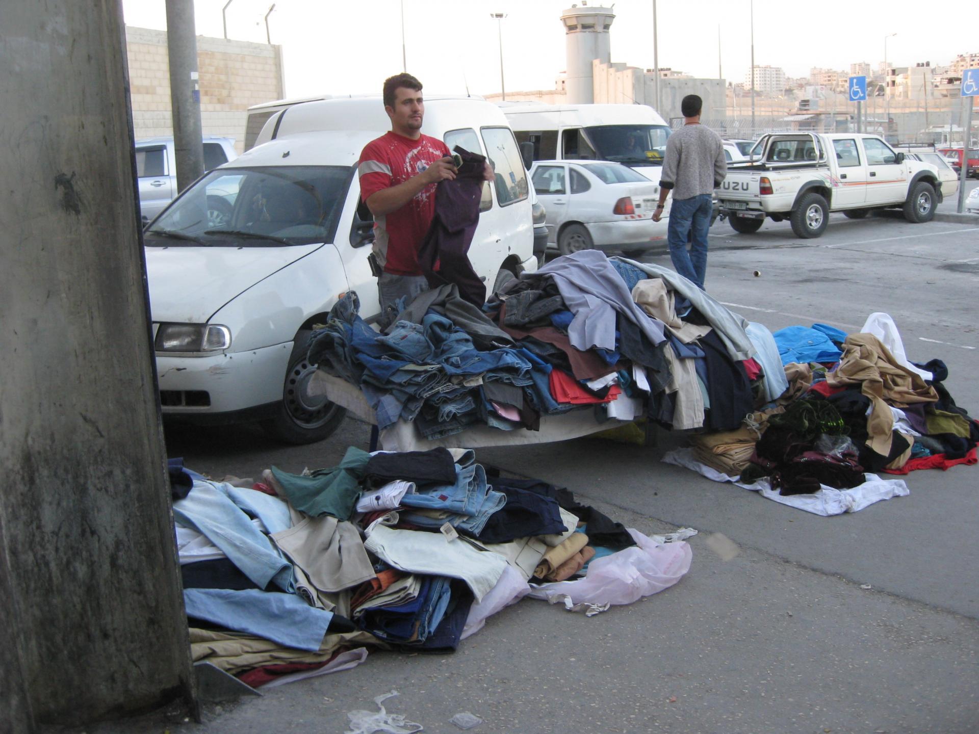 Qalandiya checkpoint 05.12.10