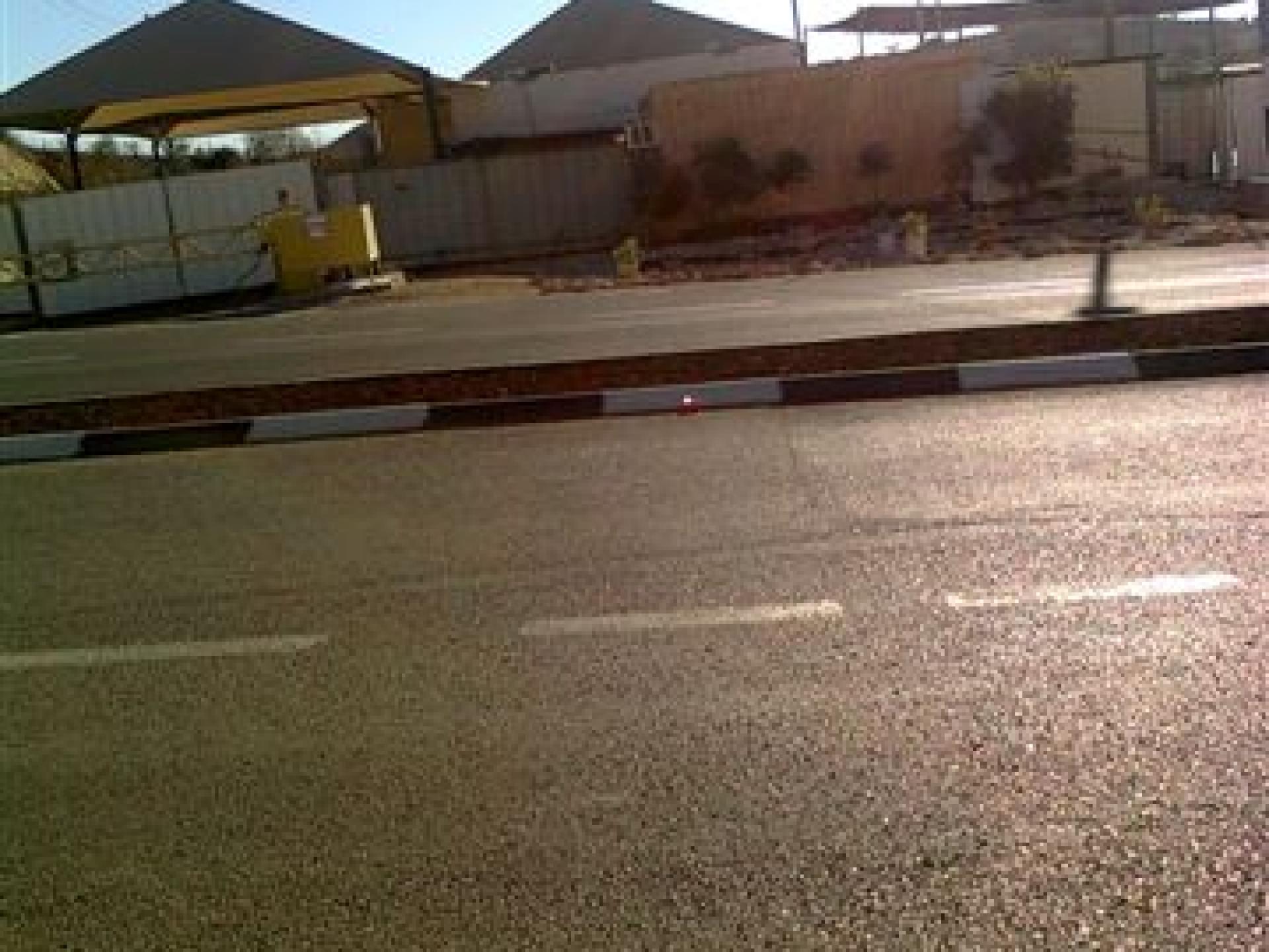 Barta'a/Reikhan checkpoint 04.12.10