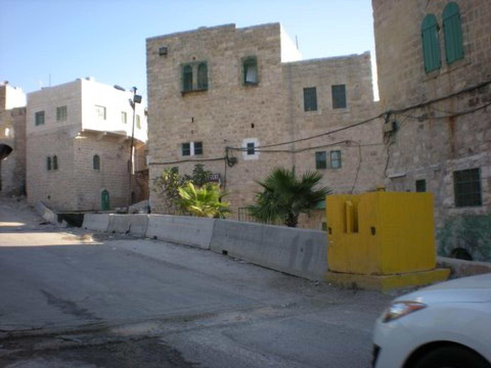 Hebron 14.11.10