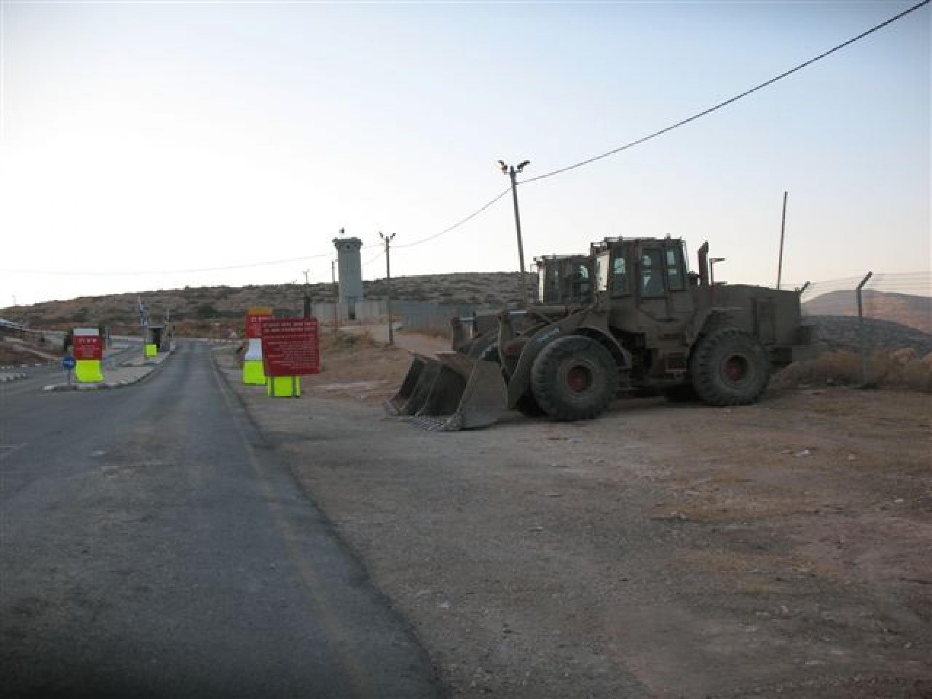 Tayasir checkpoint 09.11.10