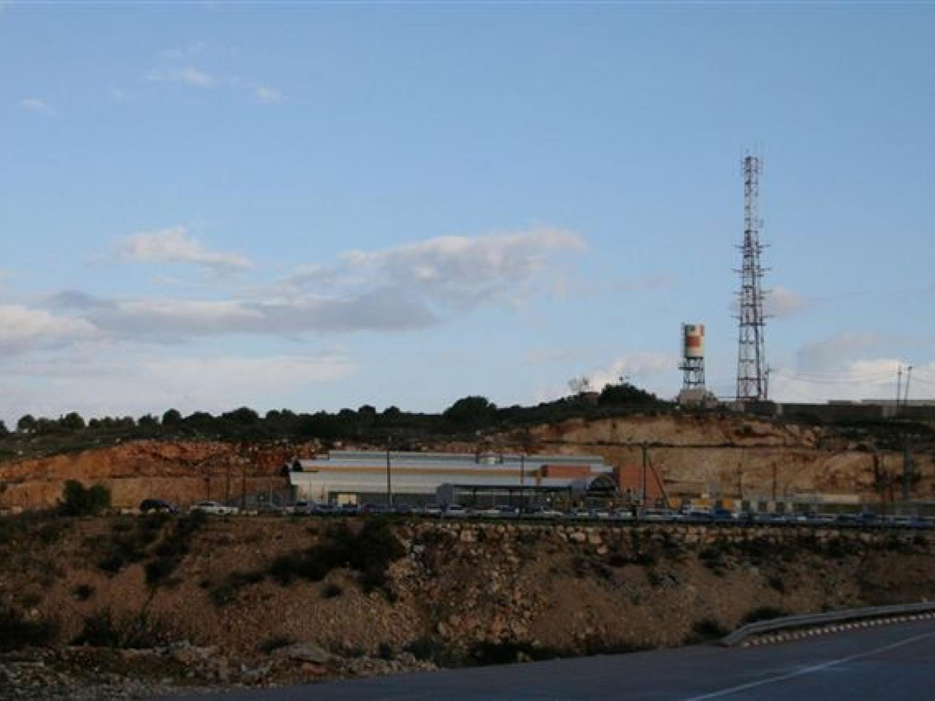 Barta'a/Reikhan checkpoint 08.01.11