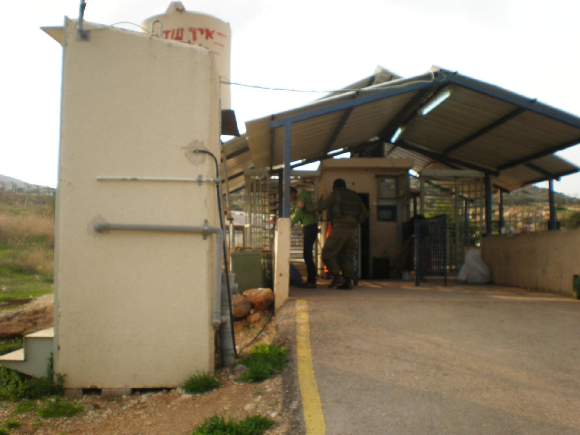 Tayasir checkpoint 09.02.11