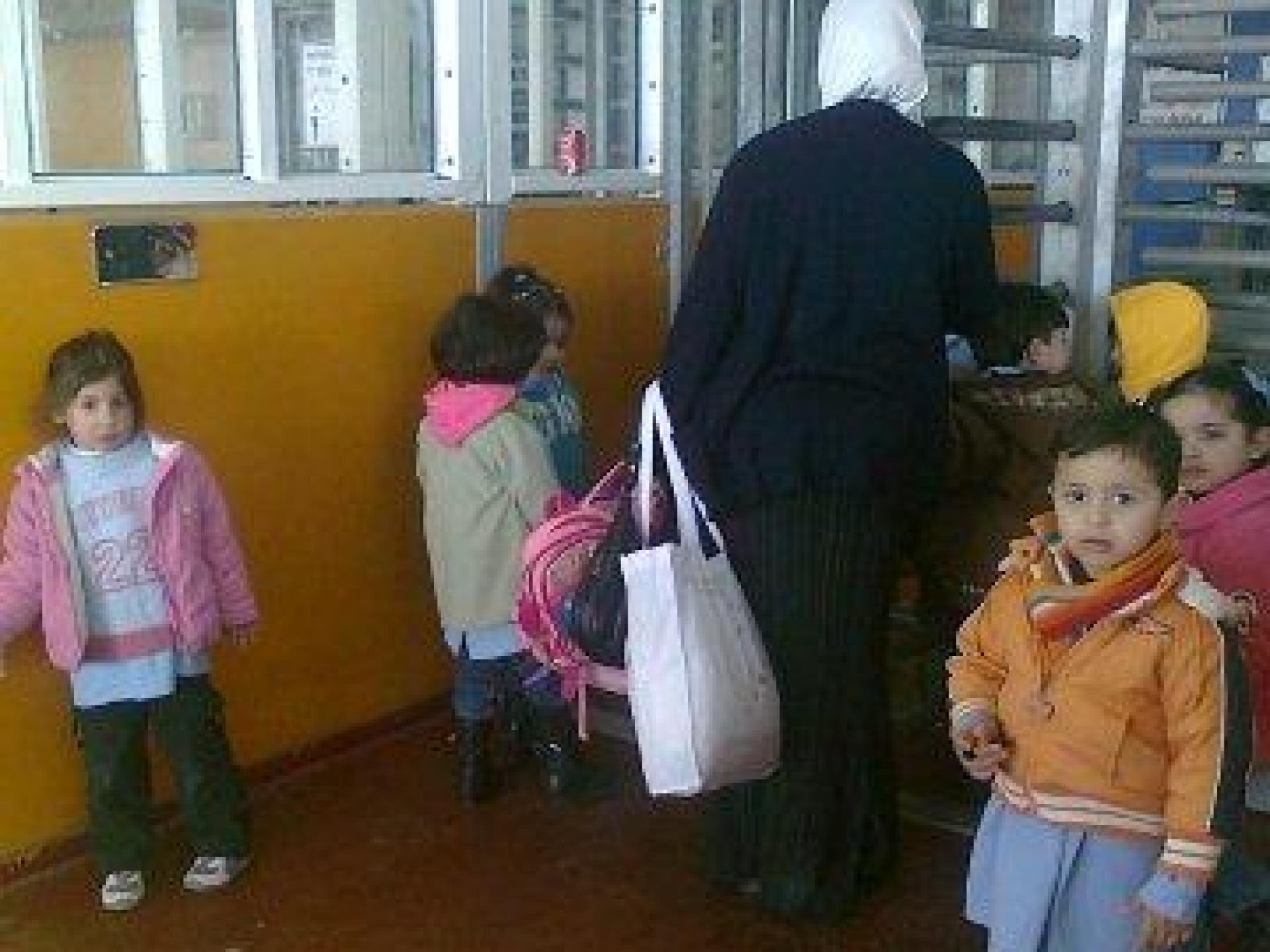 Ras abu Sbeitan/Zeitim/Zaytoun checkpoint 09.03.11