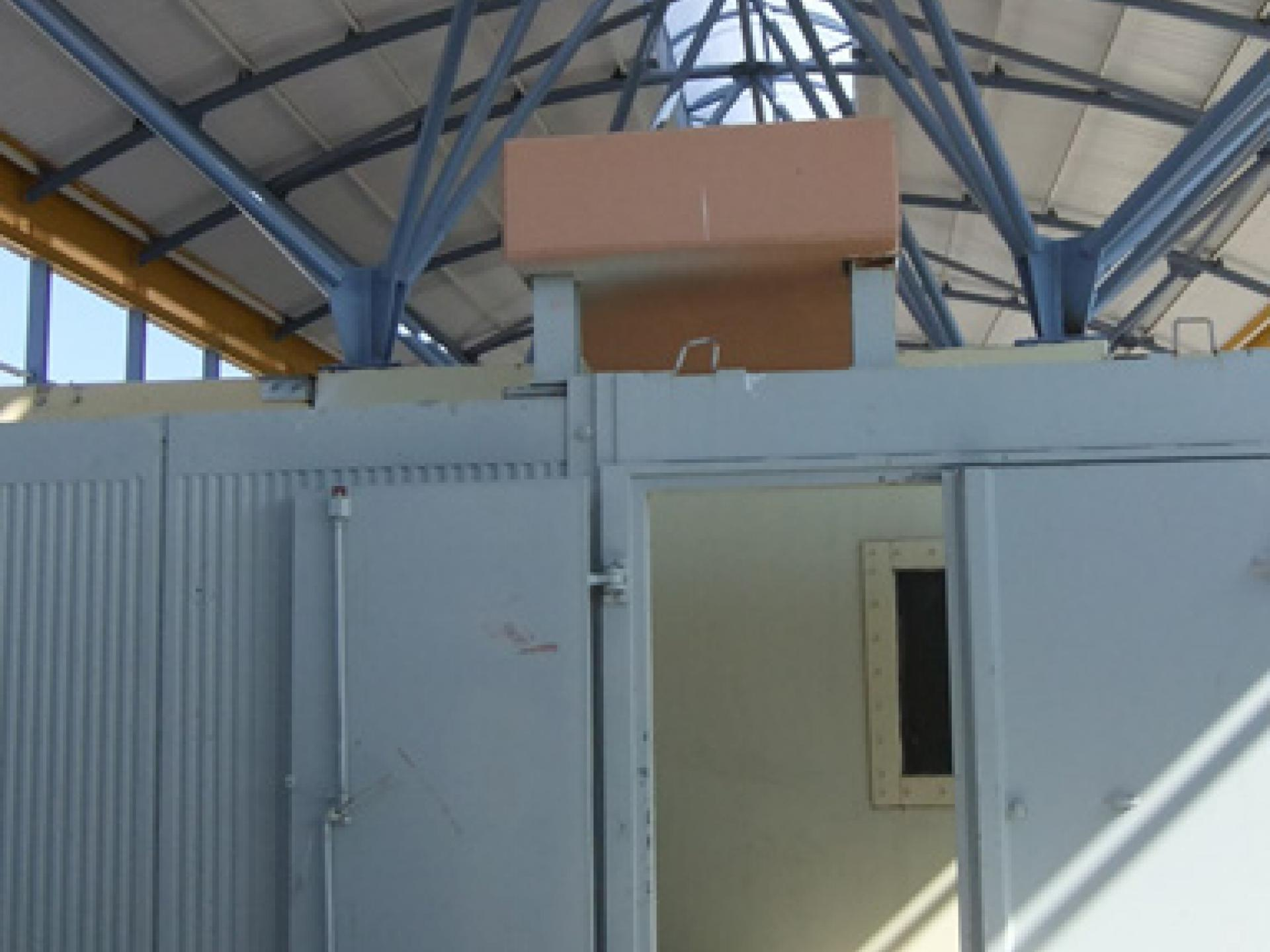 Ni'lin/Kiryat Sefer checkpoint 01.06.11