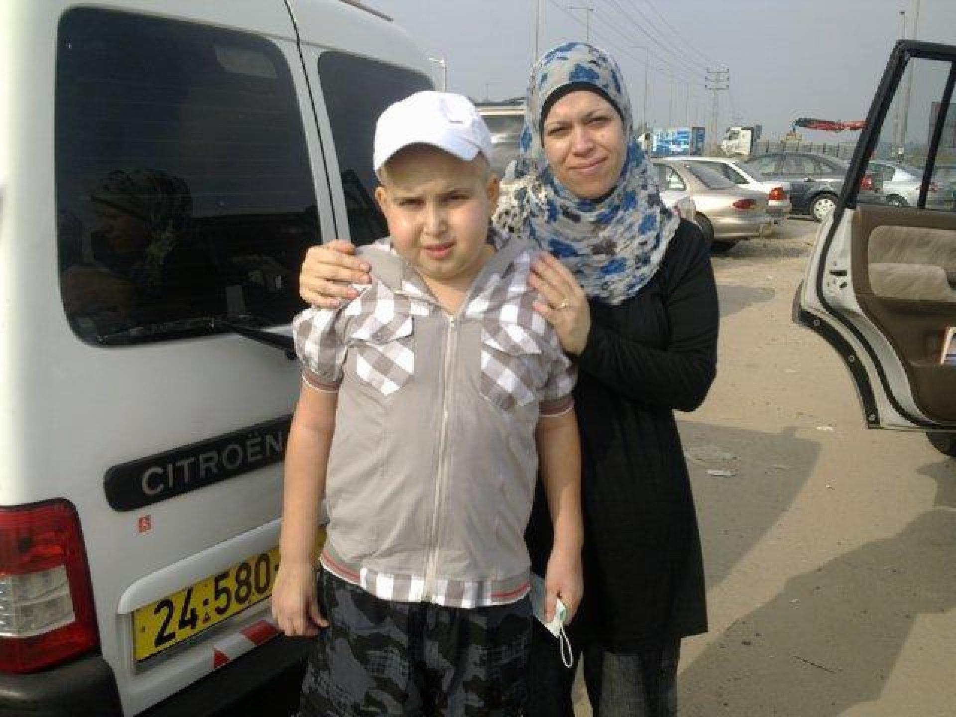 Barta'a/Reikhan checkpoint 23.06.11