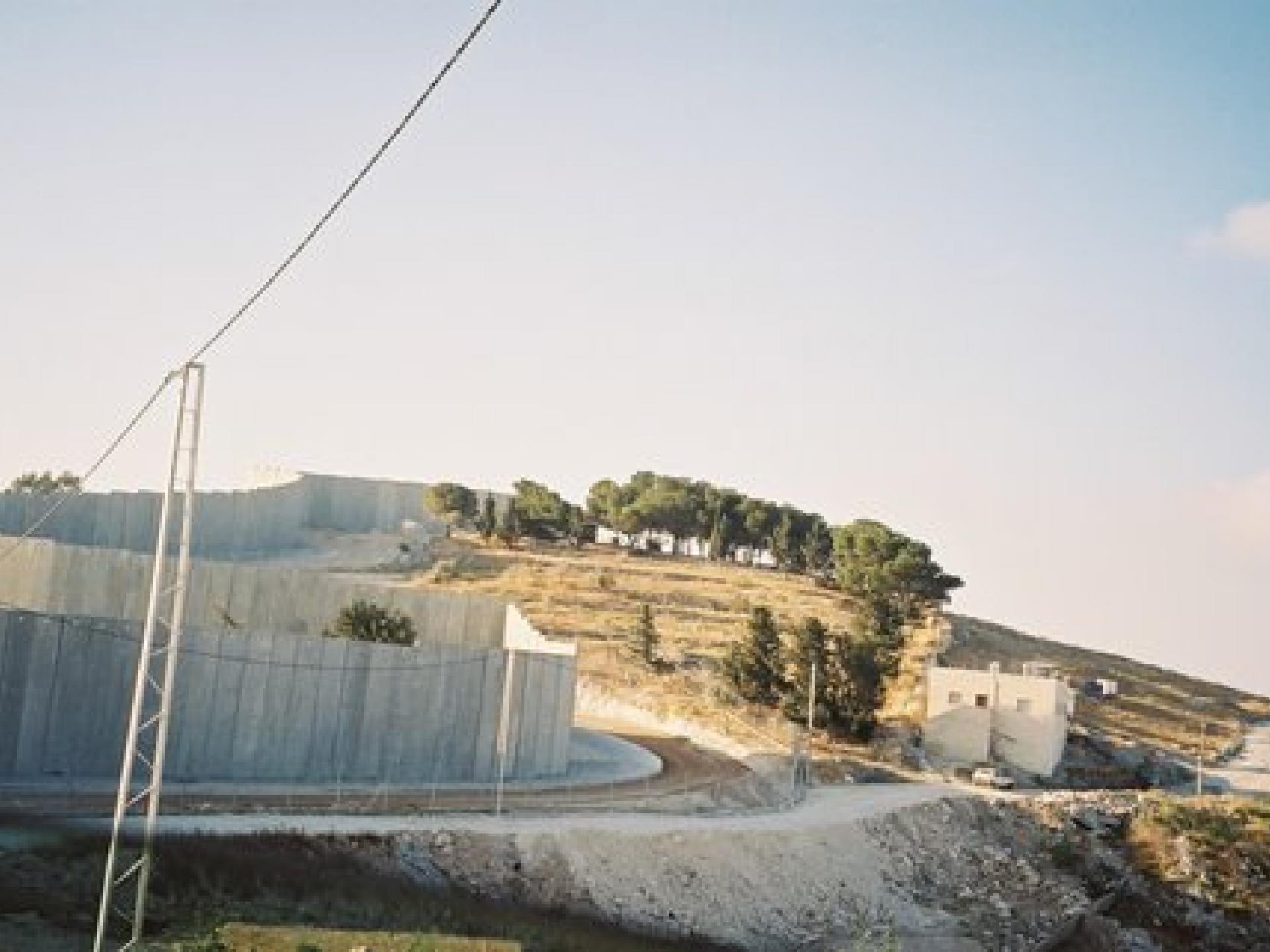 Abu Dis, Moskovitz Hill 26.05.05