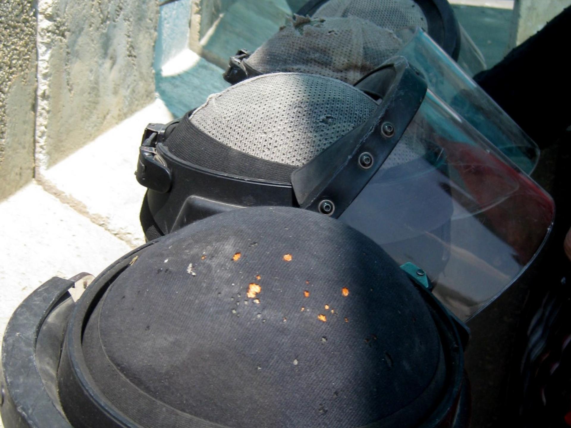 Qalandiya checkpoint 12.08.11