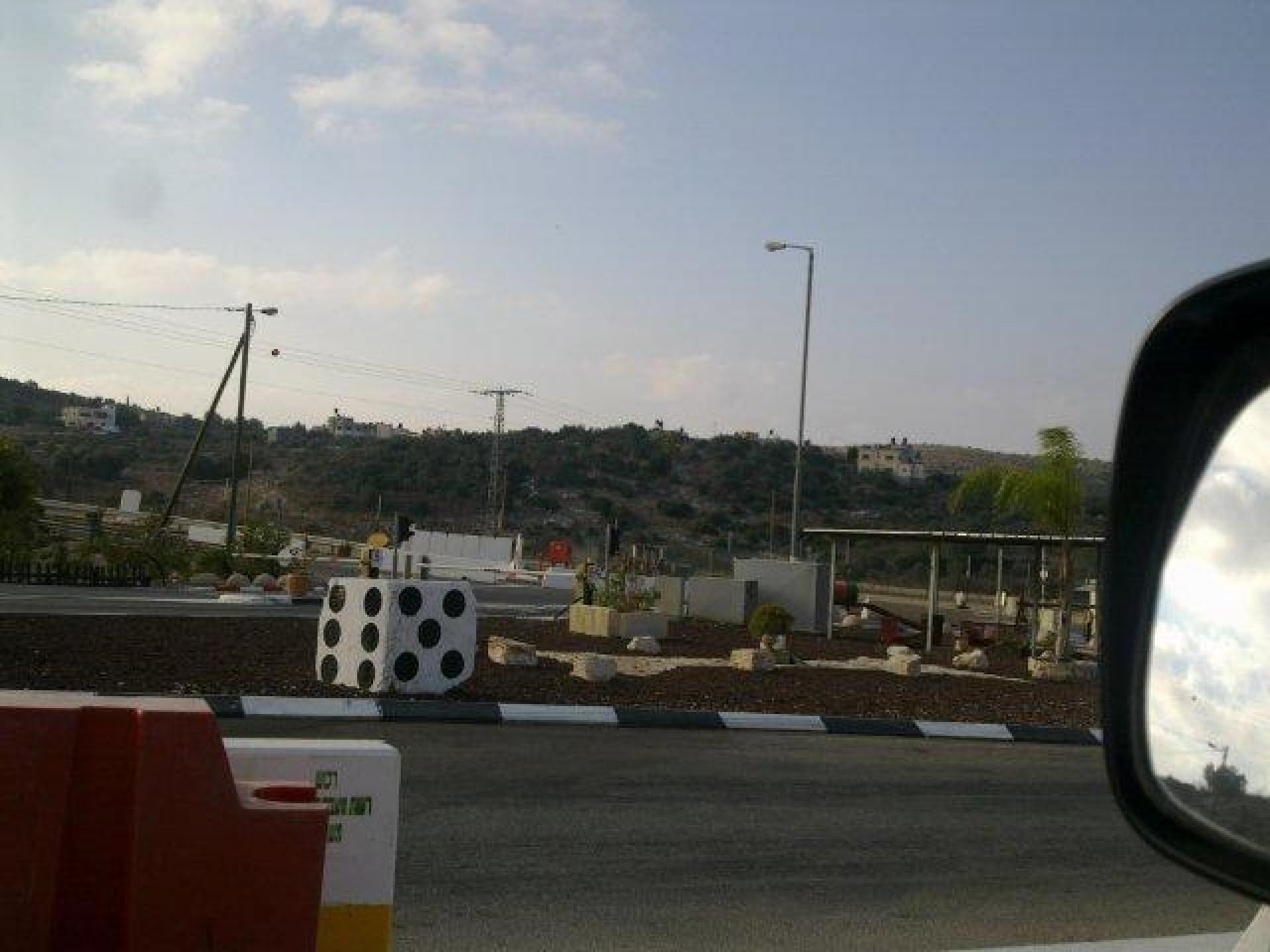Barta'a/Reikhan checkpoint 18.08.11