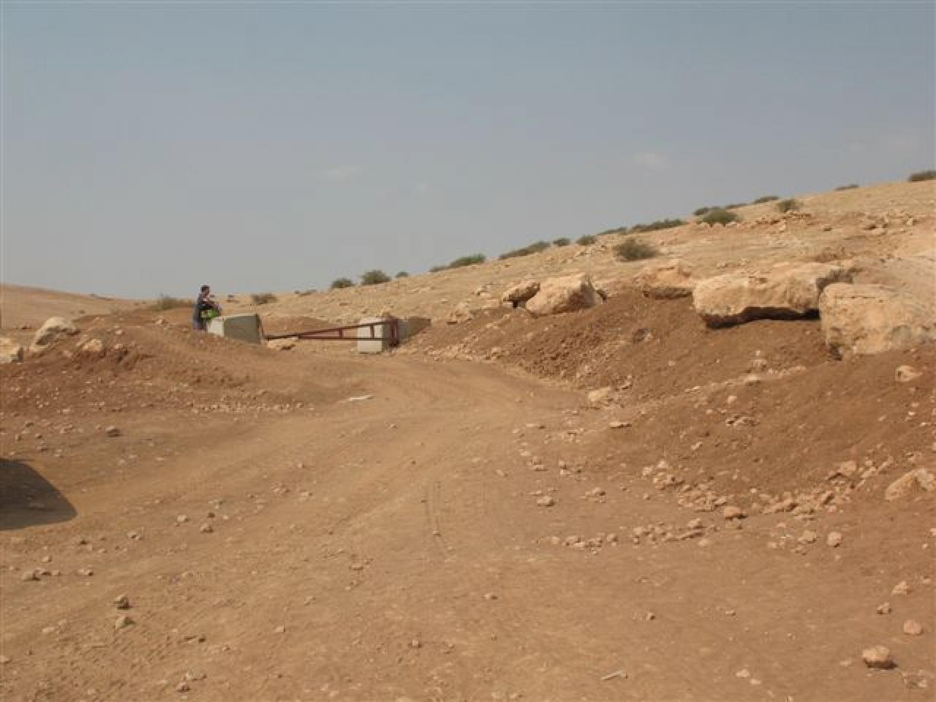Gochia gate, Jordan valley 06.09.11