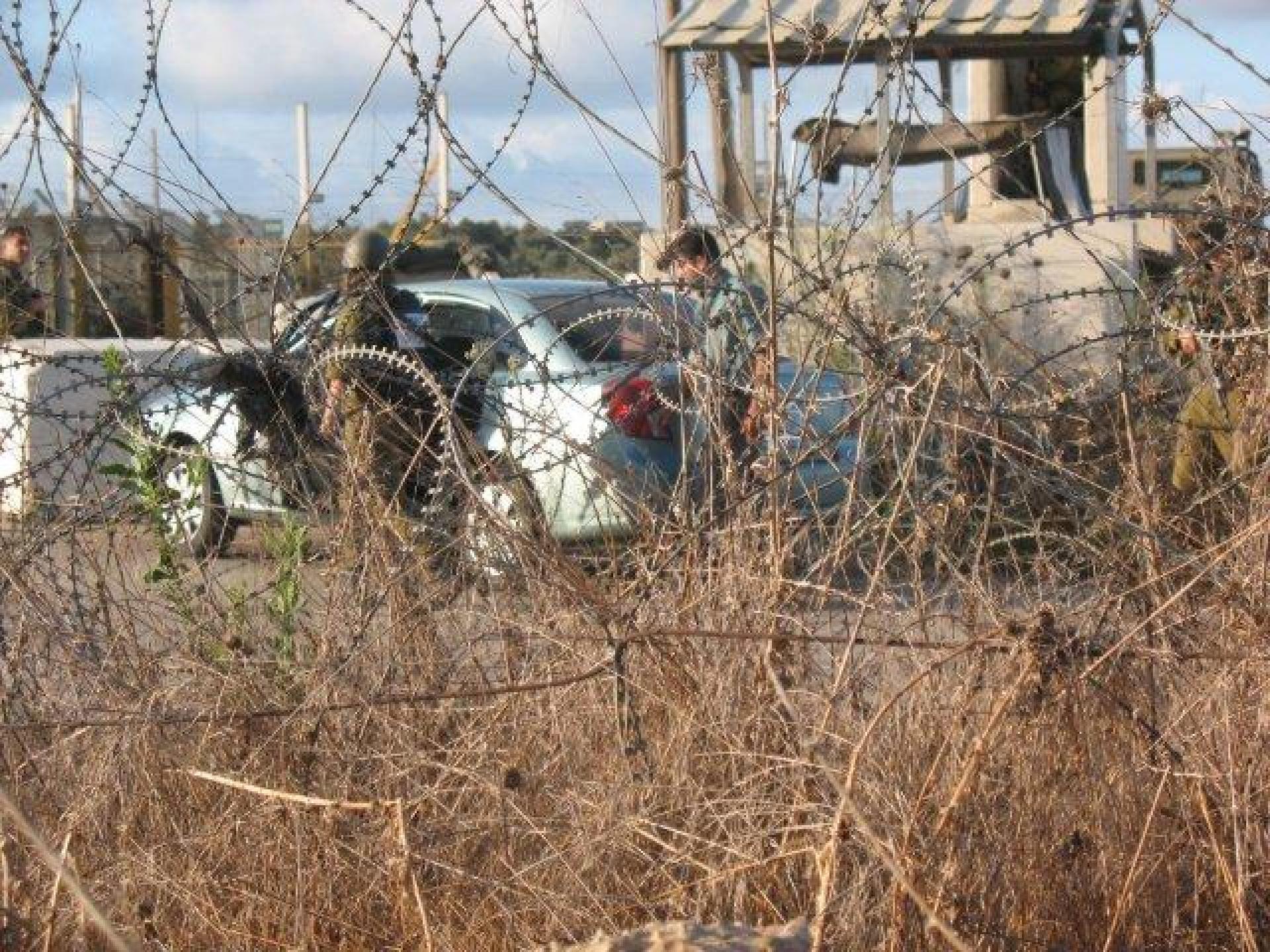 Tura/Shaked checkpoint 24.09.11