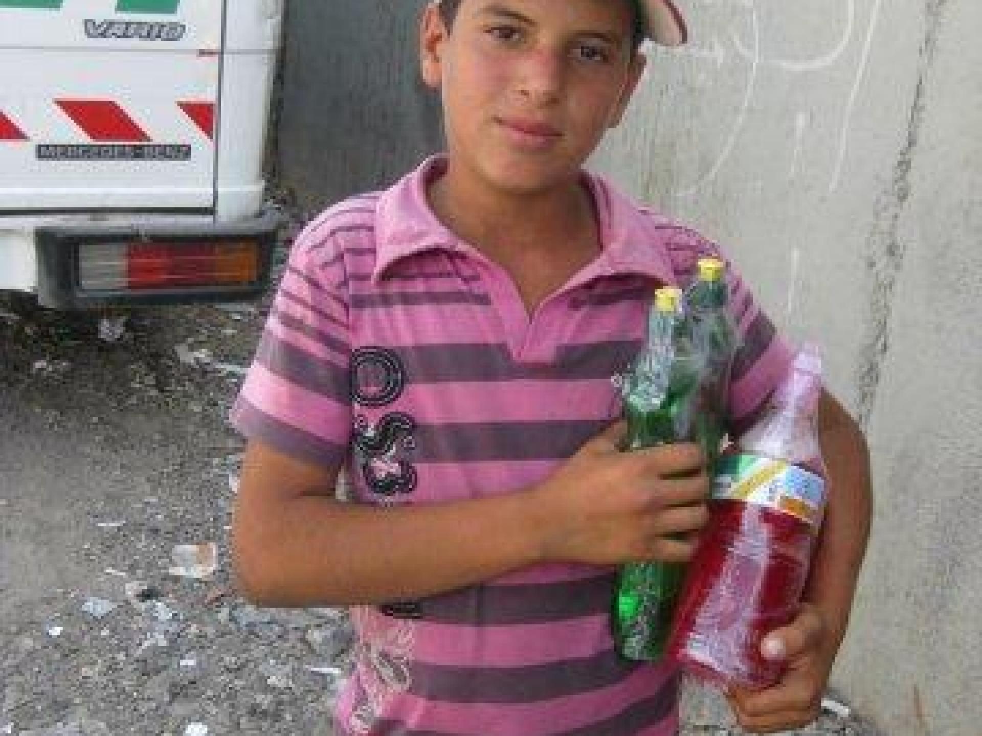 Sharif No Longer Attends School 2-10-2011