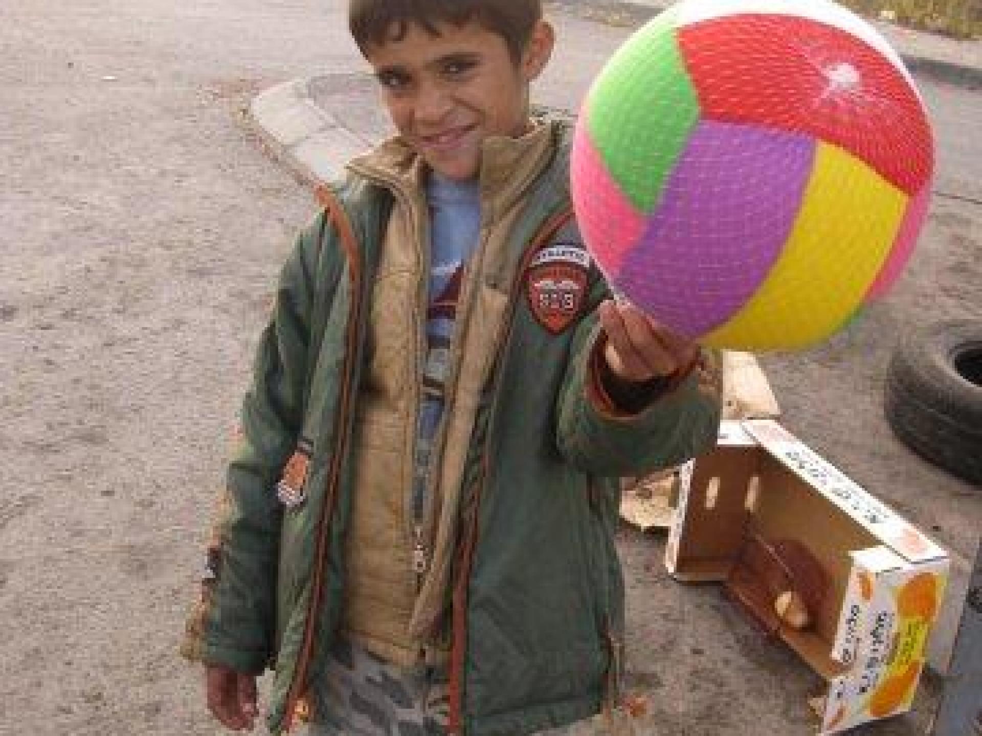 Qalandiya checkpoint 30.10.11