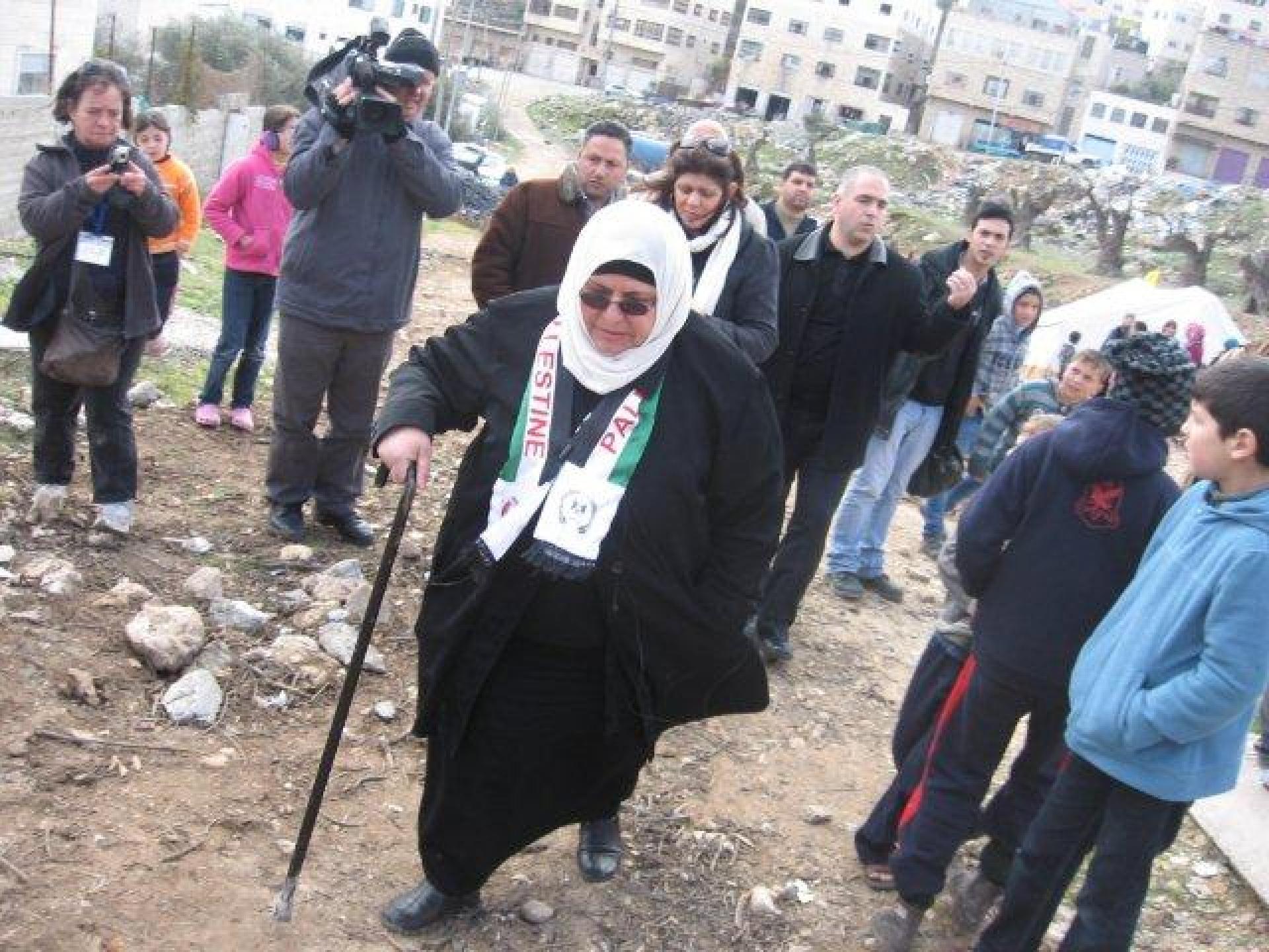 Hebron 16.01.12