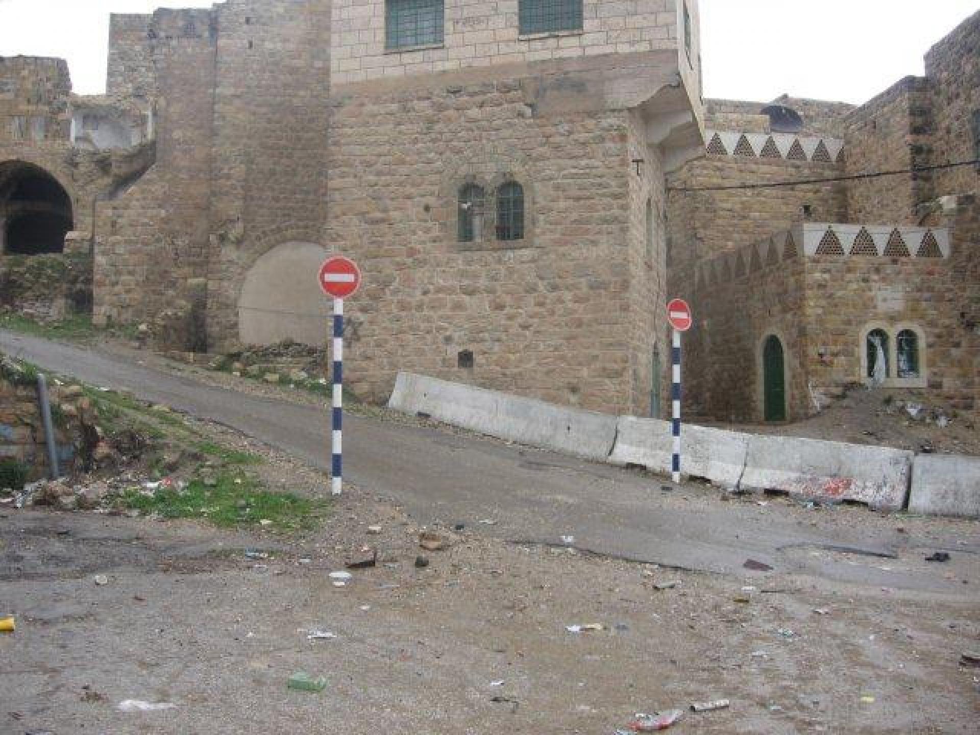 Hebron 16.02.12